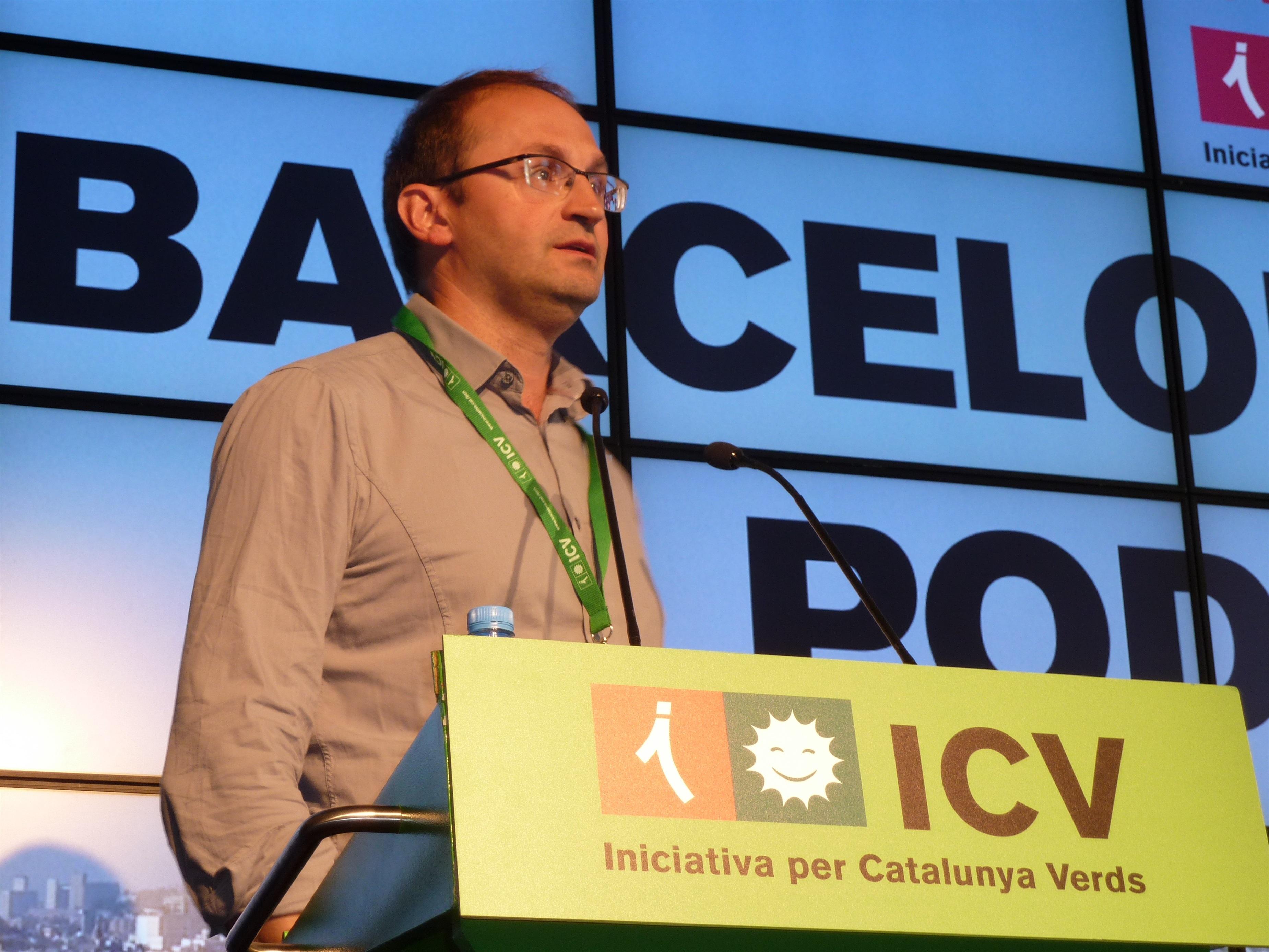 Herrera (ICV) cree que la carta de Rajoy demuestra que «no ha entendido nada»
