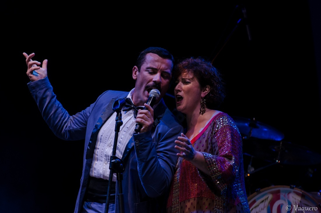 Ana Peinado destaca la «buenísima acogida» que el público vallisoletano ha dado al musical »Dios Salve a la Reina»