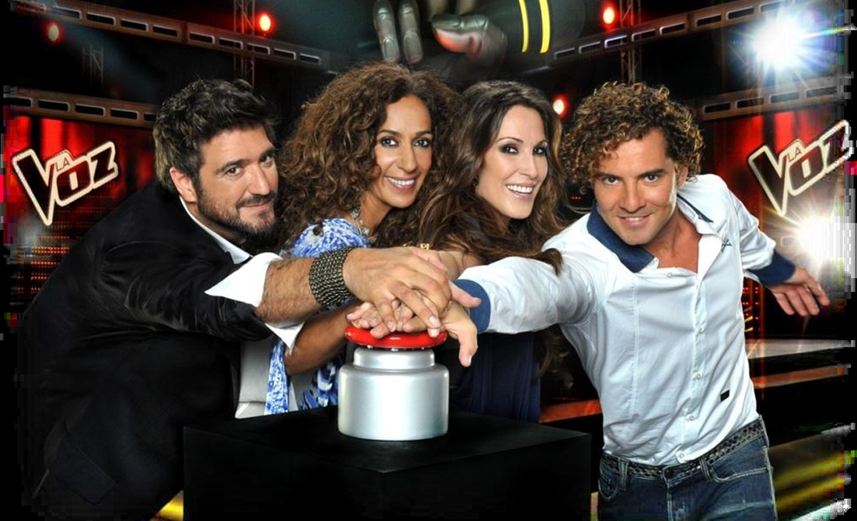 Antonio Orozco se une al equipo de coaches de 'La voz' (Telecinco)