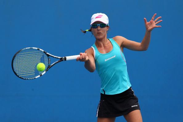 La RFET asegura que «sigue las directrices» de la ITF con Nuria Llagostera