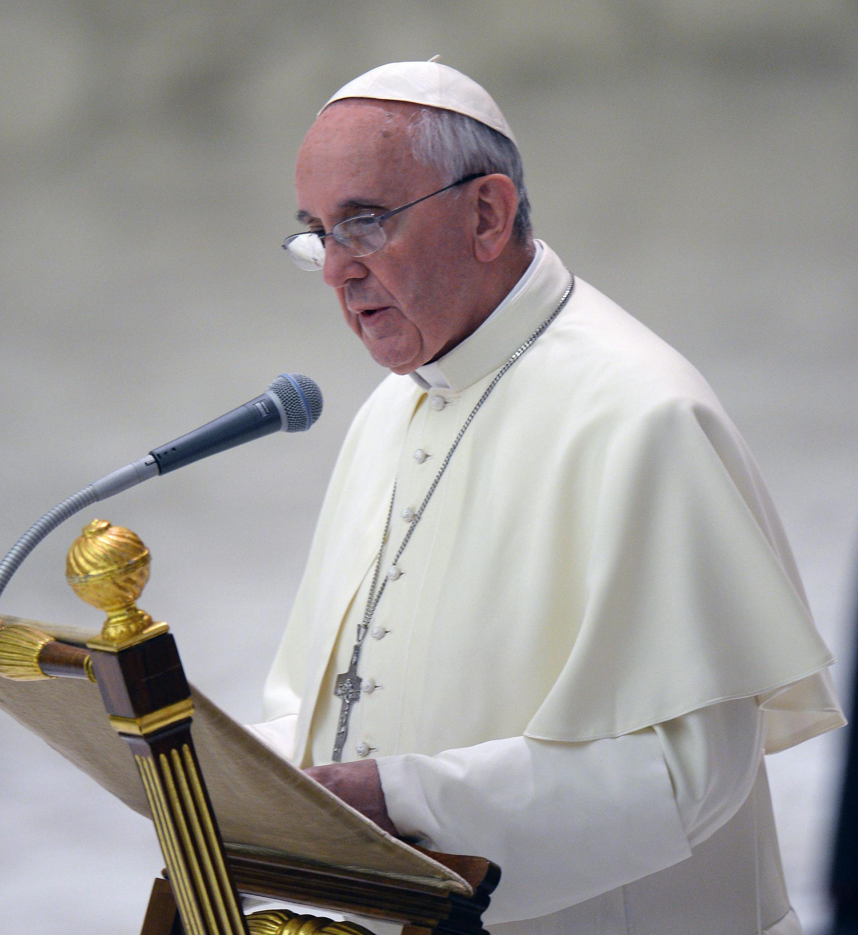Texto íntegro de las palabras del Papa Francisco en el Ángelus de este domingo