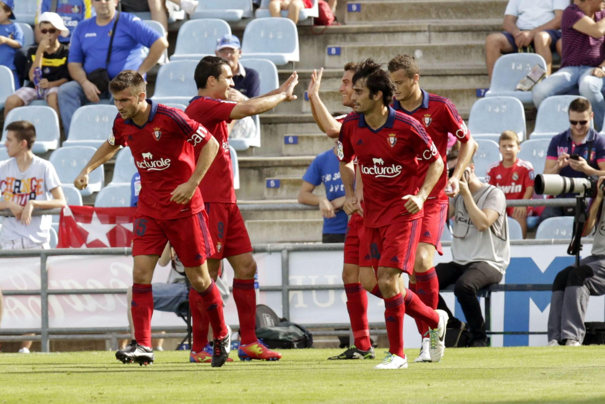 Luis García: «Esta victoria nos sirve de espaldarazo»