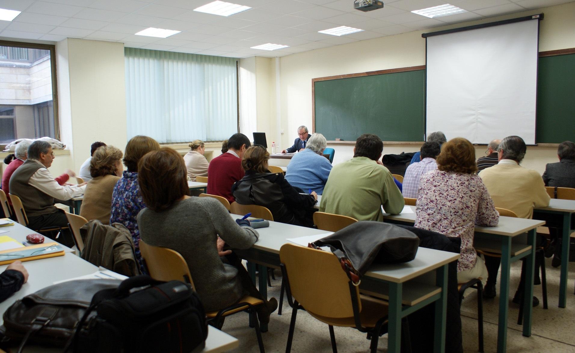 El plazo de matrícula para el Programa Senior de la UC se abrirá del 19 al 23 de septiembre