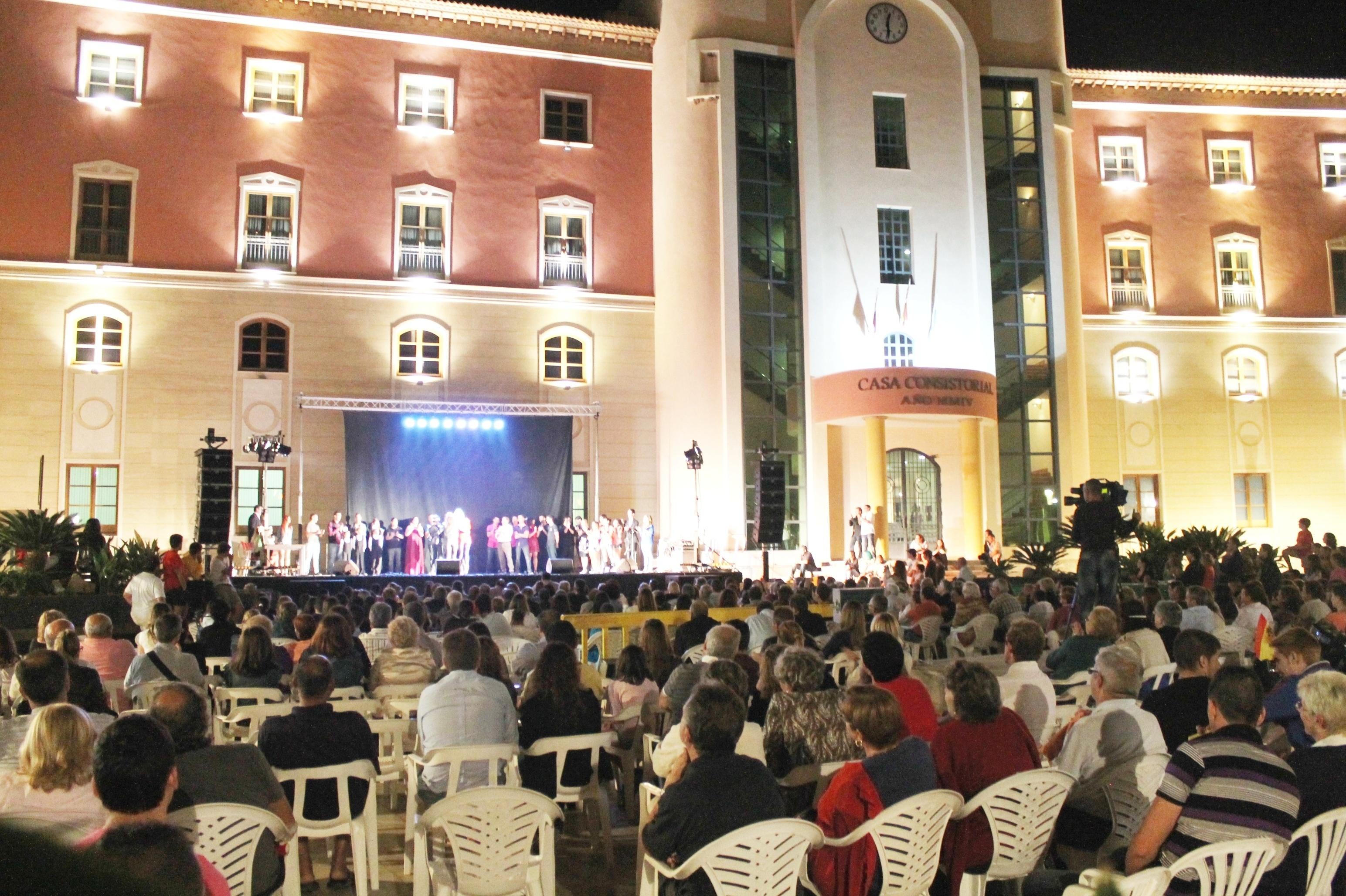 Ayuntamiento Los Alcázares convoca la segunda edición de »¡Olé tu arte!»