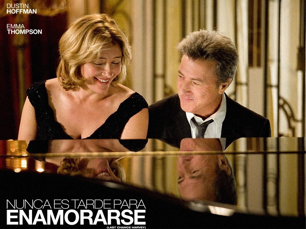 Emma Thompson y Dustin Hoffman demuestran que 'Nunca es tarde para enamorarse' en laSexta