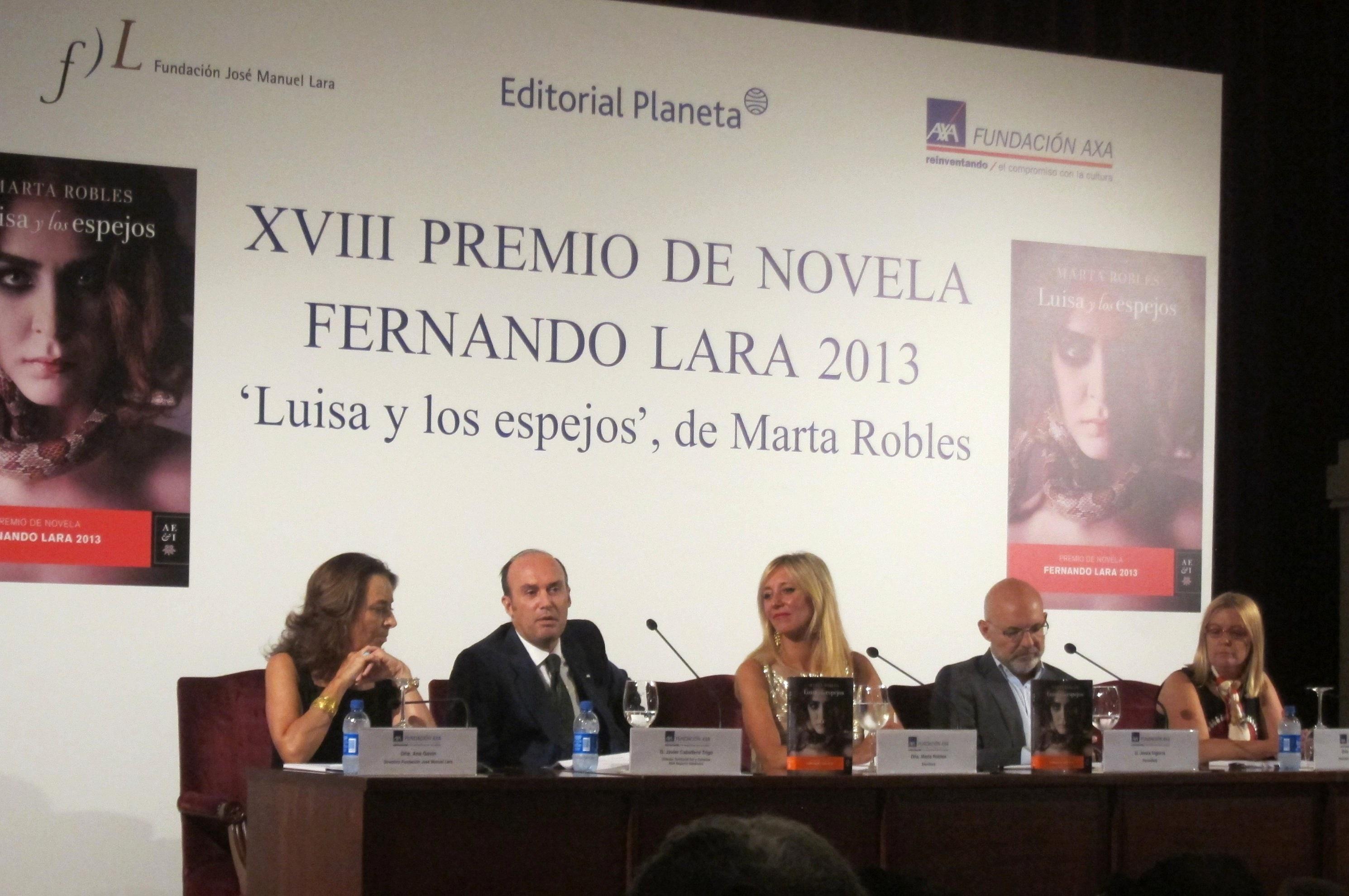 Marta Robles: «Cuando uno se encuentra con Luisa Casati ya no la olvida»