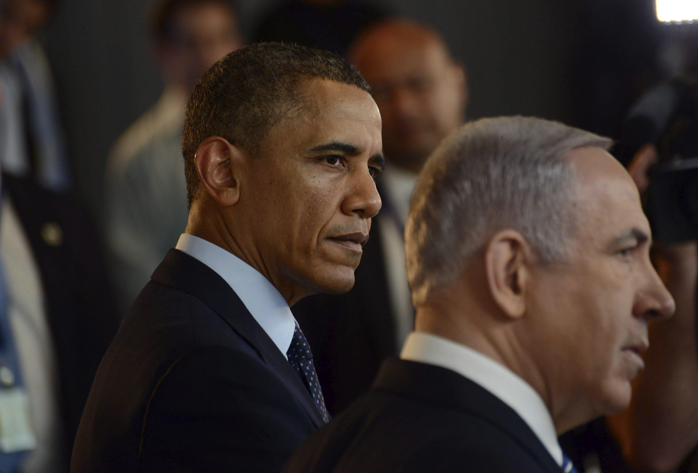 Obama repasará con Netanyahu Irán, Siria y el diálogo de paz en Oriente Medio