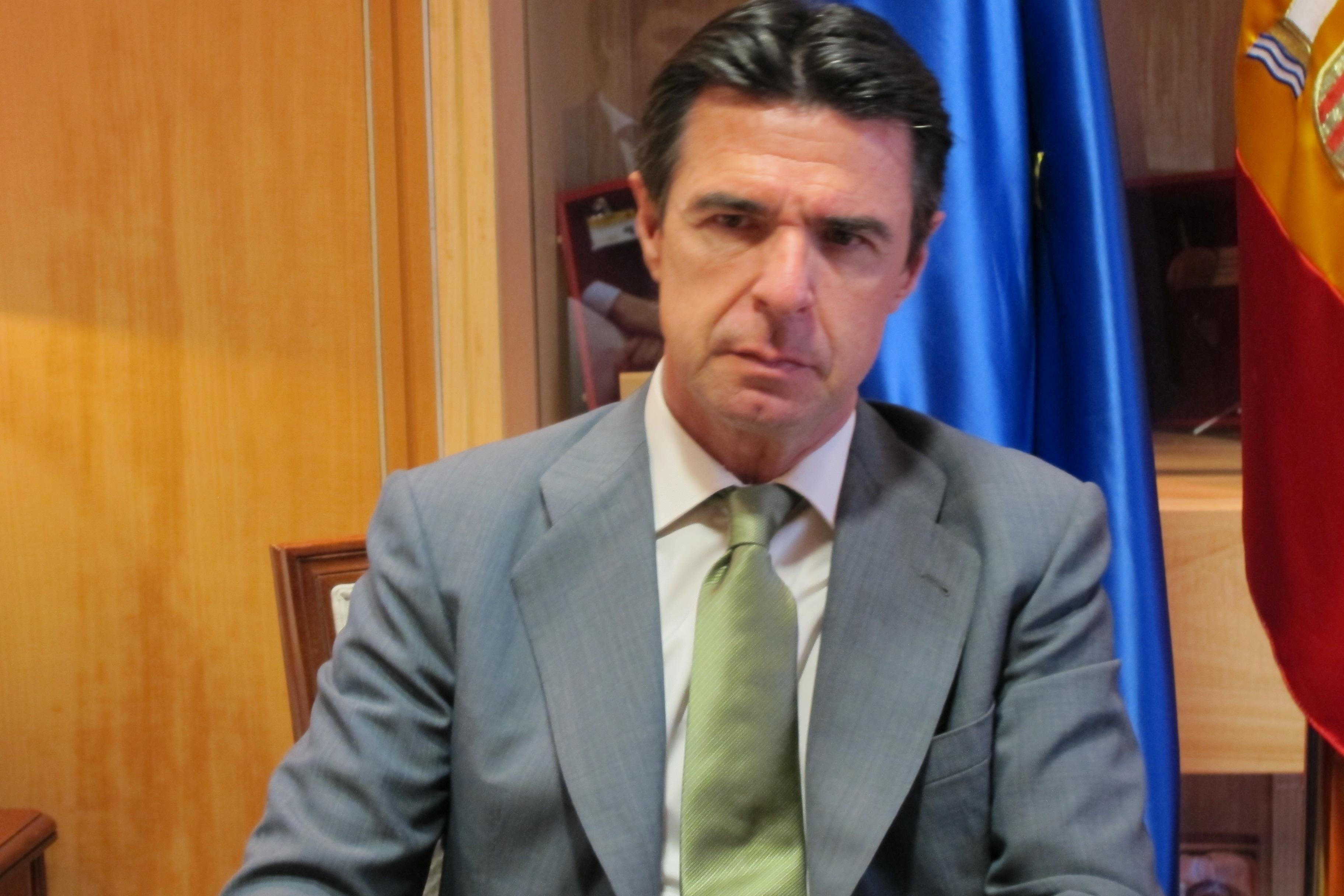 Soria acometerá a principios del próximo año la reforma del »pool» eléctrico y del sector gasista