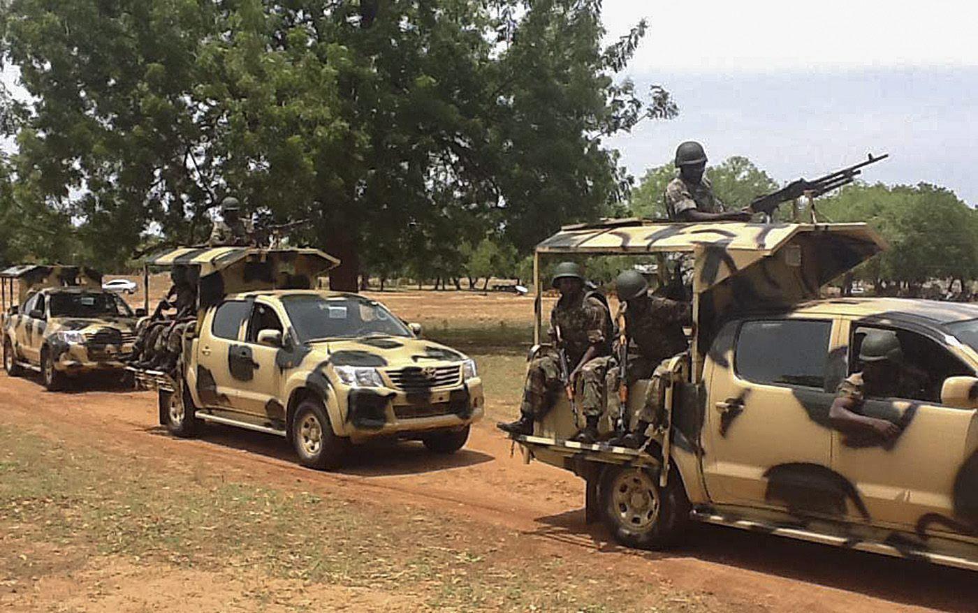 Al menos 40 soldados muertos tras una emboscada integrista en el norte de Nigeria
