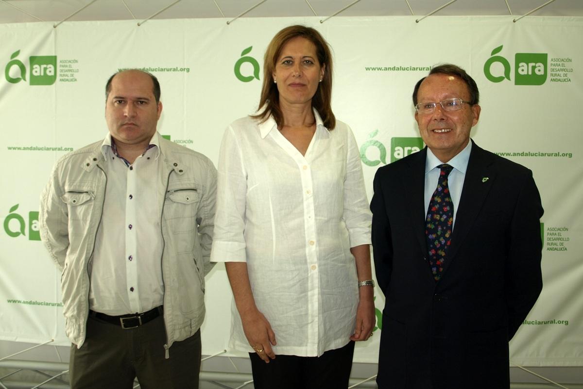 ARA afirma que la aplicación de la »Huella Ecológica» «diversifica la economía y el desarrollo de las zonas rurales»