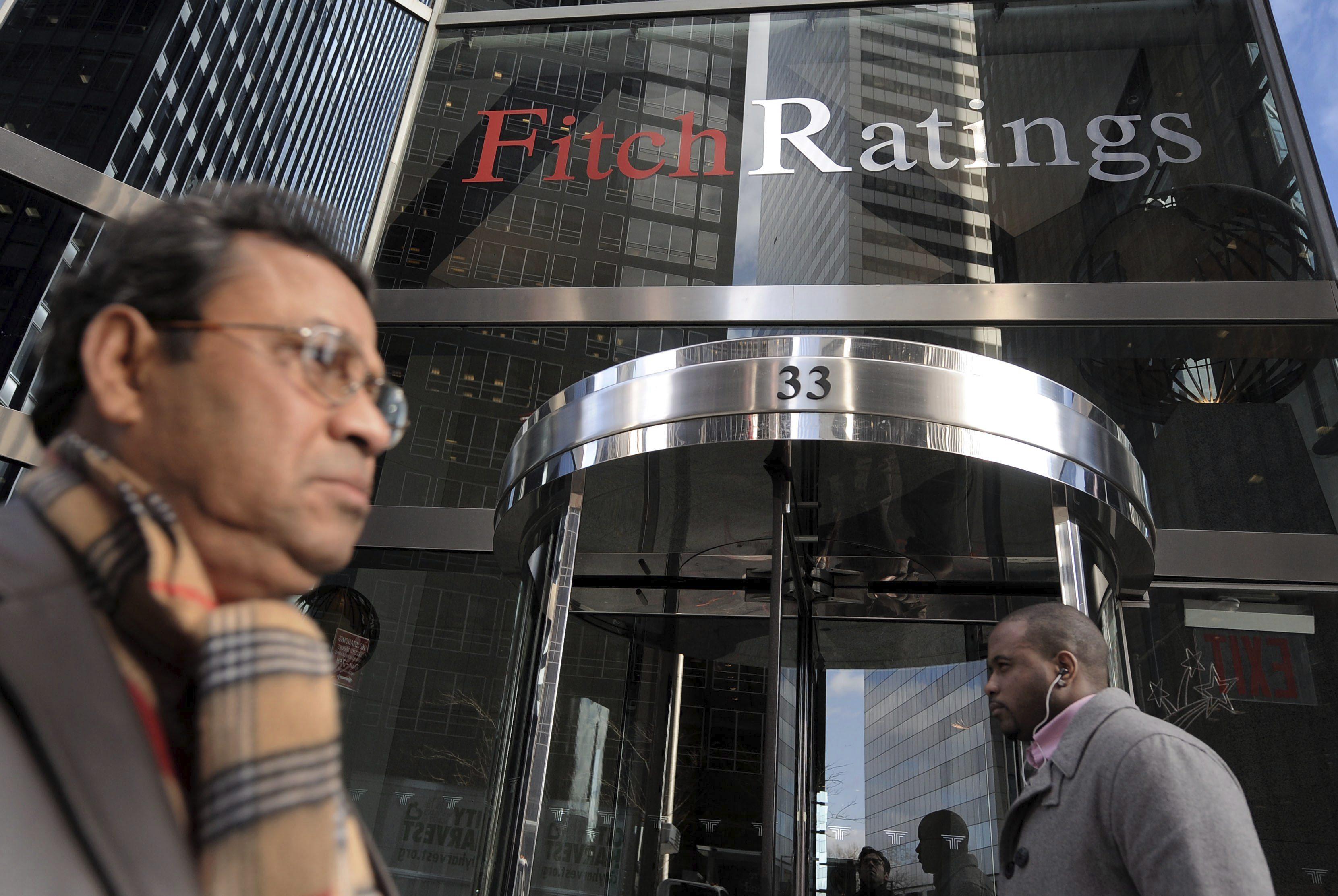 Fitch rebaja a Bankia y mantiene las notas de NCG Banco, BMN y Liberbank