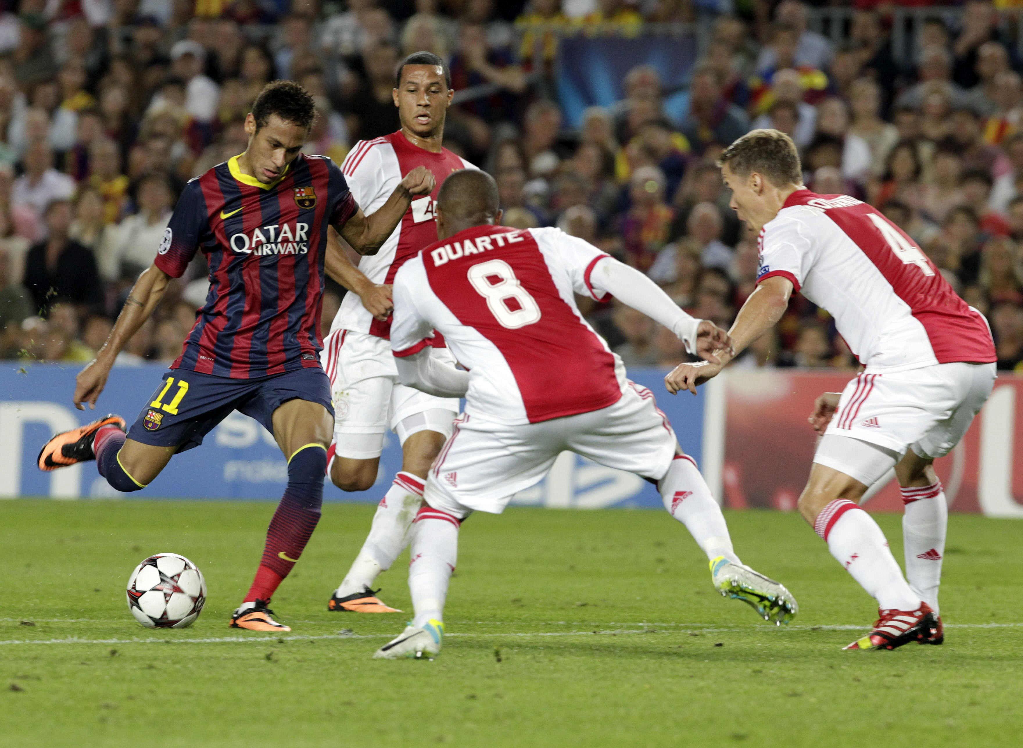 Messi y Cristiano Ronaldo comienzan fuerte con sendos hat-tricks