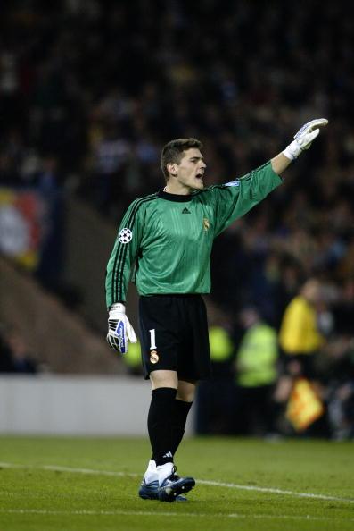 Hasta ahora, Casillas era un portero »con estrella»