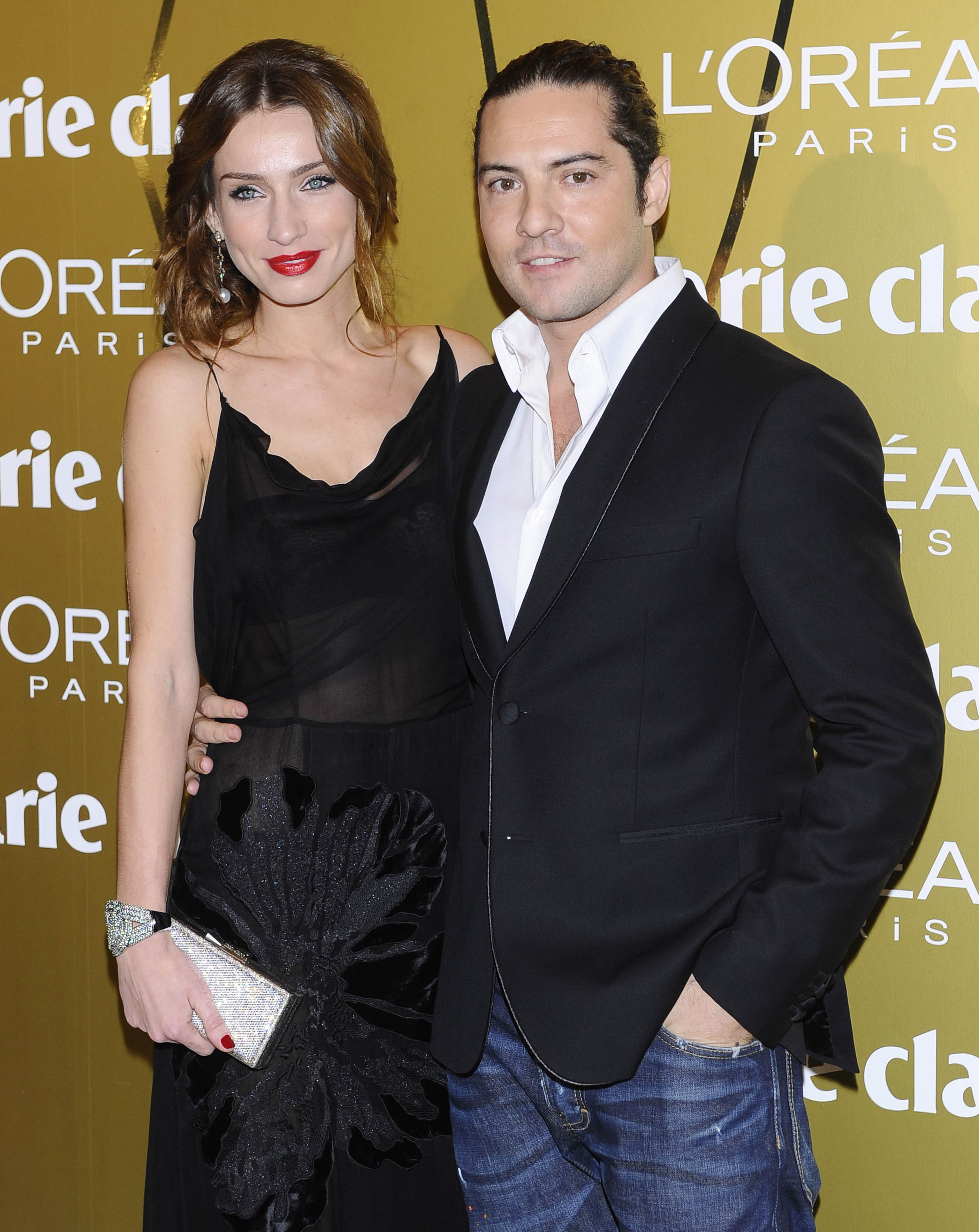 David Bisbal confirma que ha vuelto con la modelo Raquel Jiménez