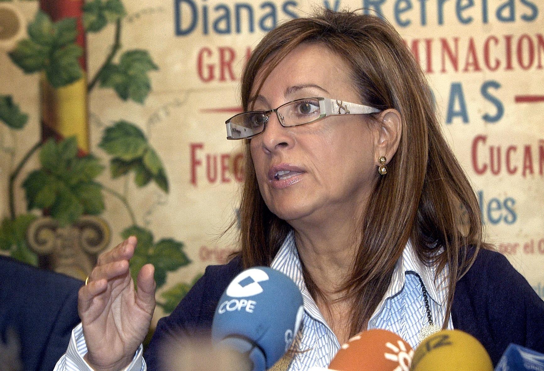 Exalcaldesa jerezana Pilar Sánchez (PSOE) irá a juicio por el »caso PTA» al desestimarse sus recursos