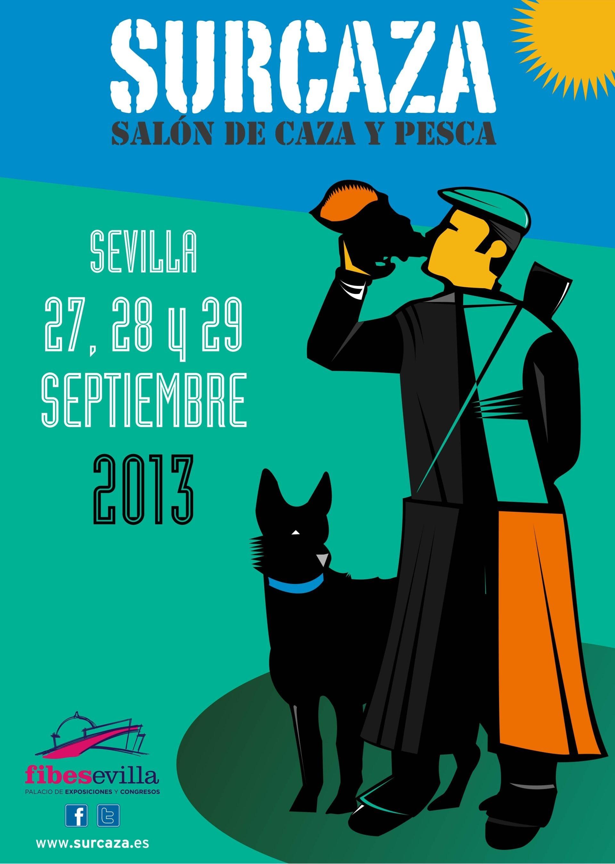 Fibes celebra del 27 al 29 de septiembre la segunda edición del Salón de Caza y Pesca »Surcaza»