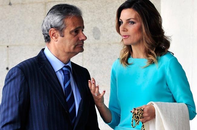 El marido de Mar Flores, Javier Merino condenado por el uso de información privilegiada