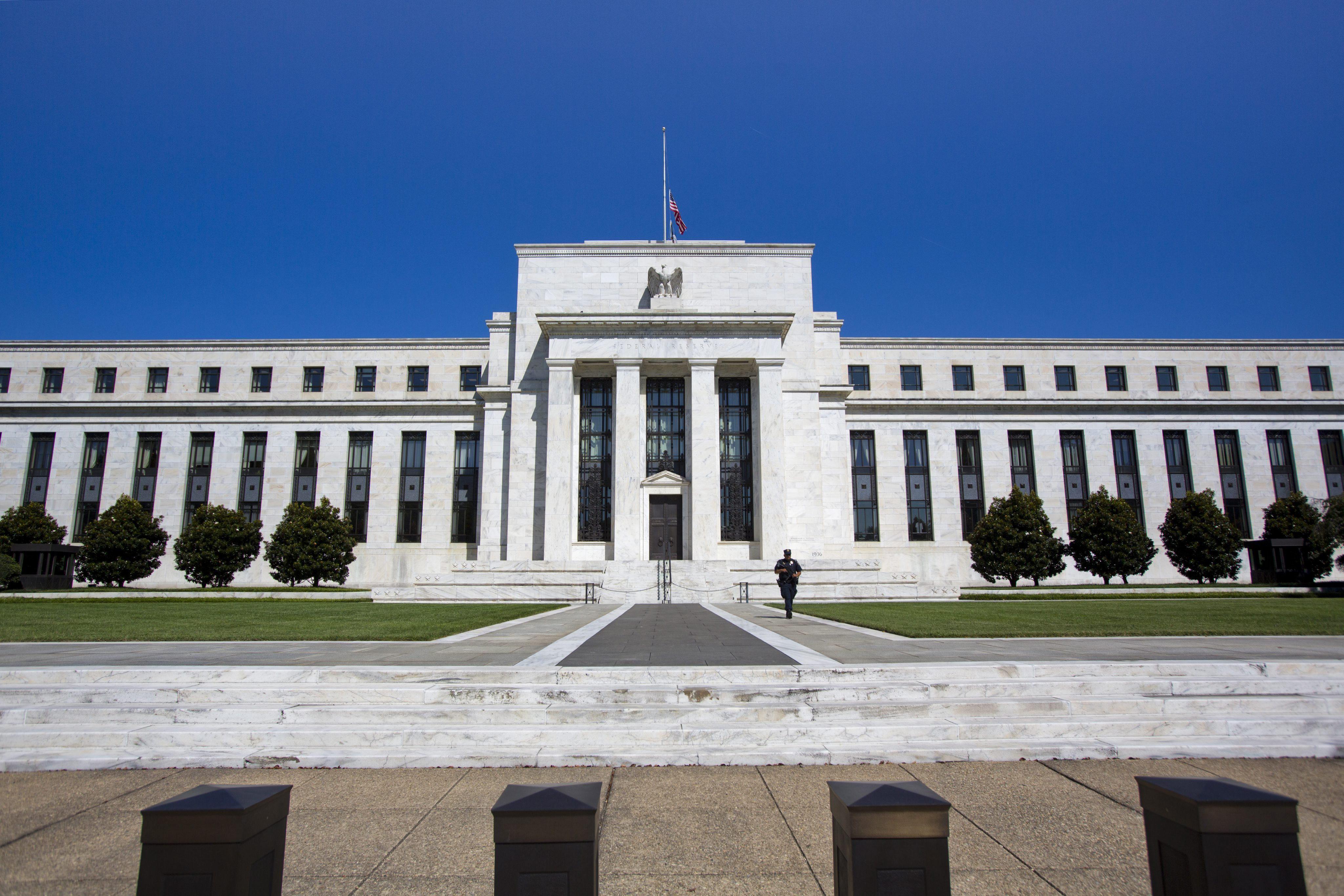 La Reserva Federal de EE.UU. mantiene su programa de compras de activos