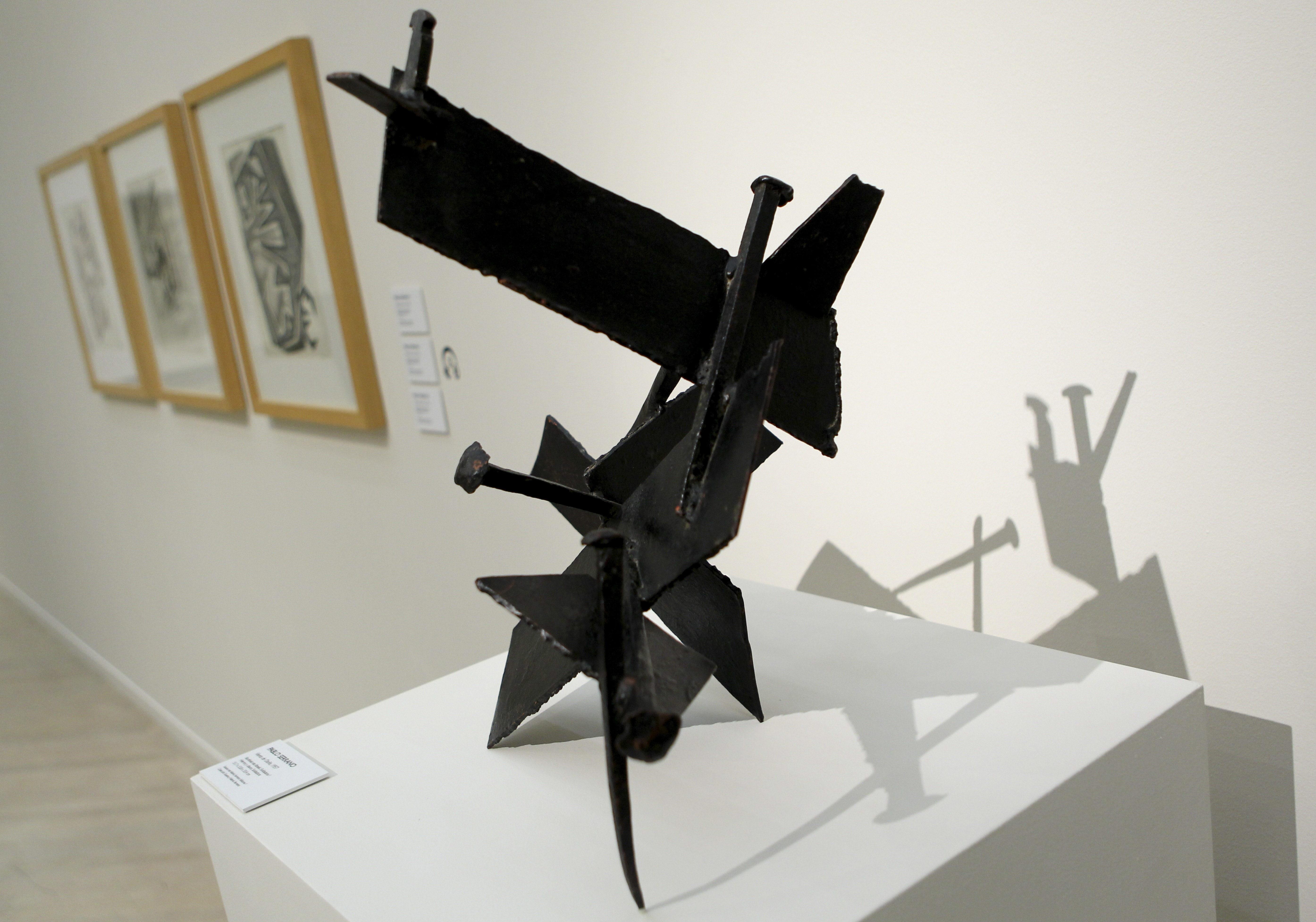 San Sebastián acoge las obras que El Paso creó para renovar el arte español