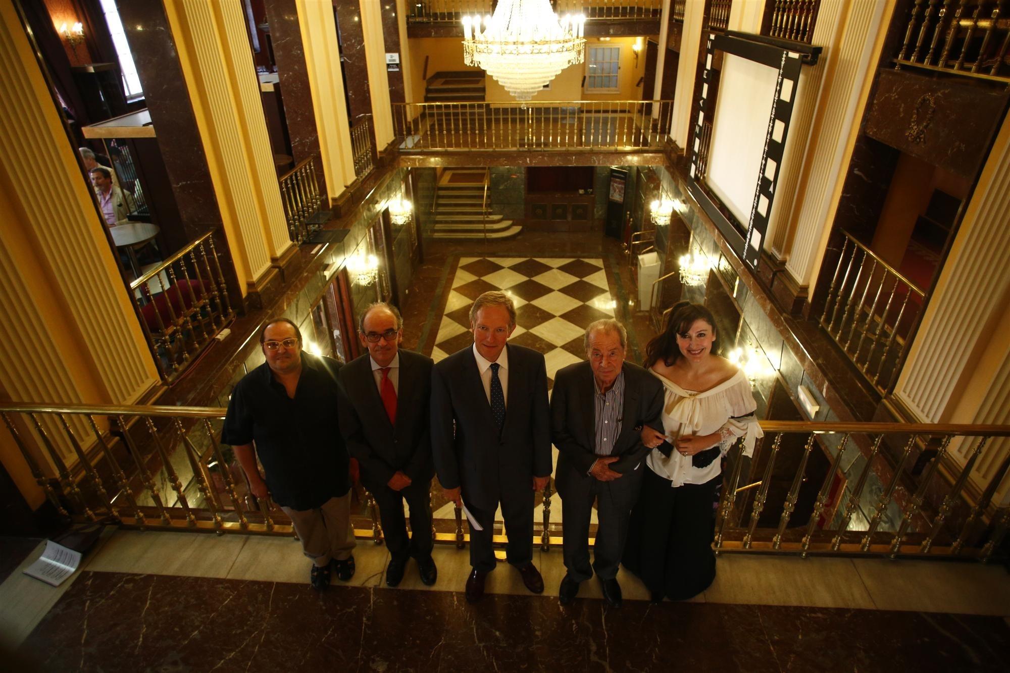 El Teatro de la Zarzuela arranca la temporada con »La tempranica»