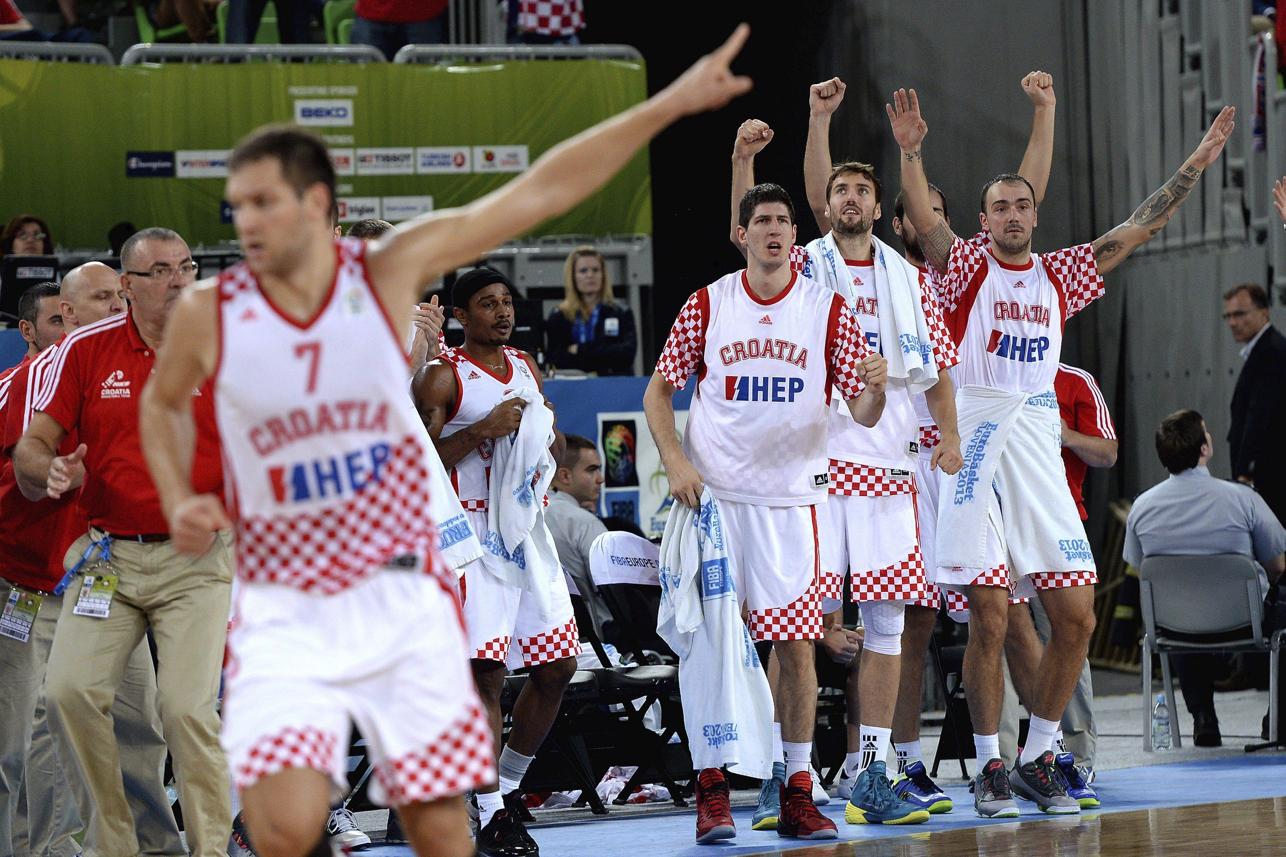 84-72. Croacia pide paso en las semifinales