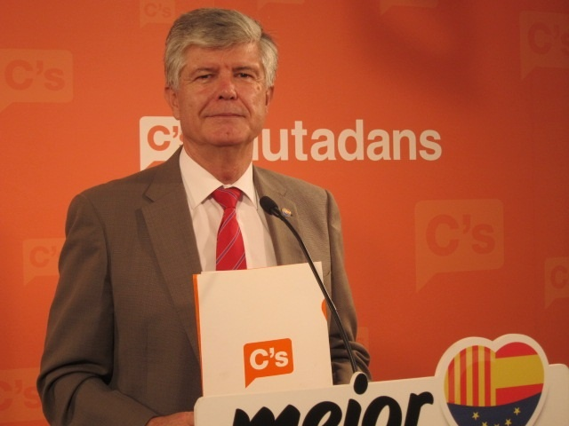 C»s acusa a Mas de ser «el primer interesado» en minimizar si Cataluña seguirá en la UE