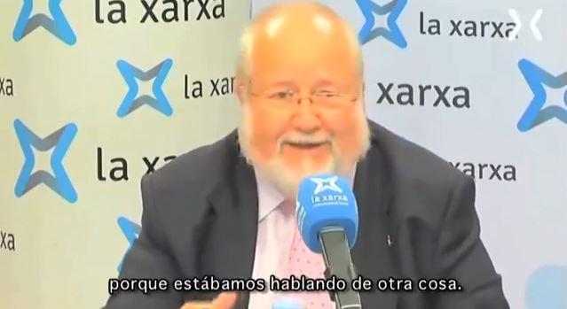 """El Rey acusó a CiU en 2012 de """"sacar a la gente a la calle con engaños"""""""