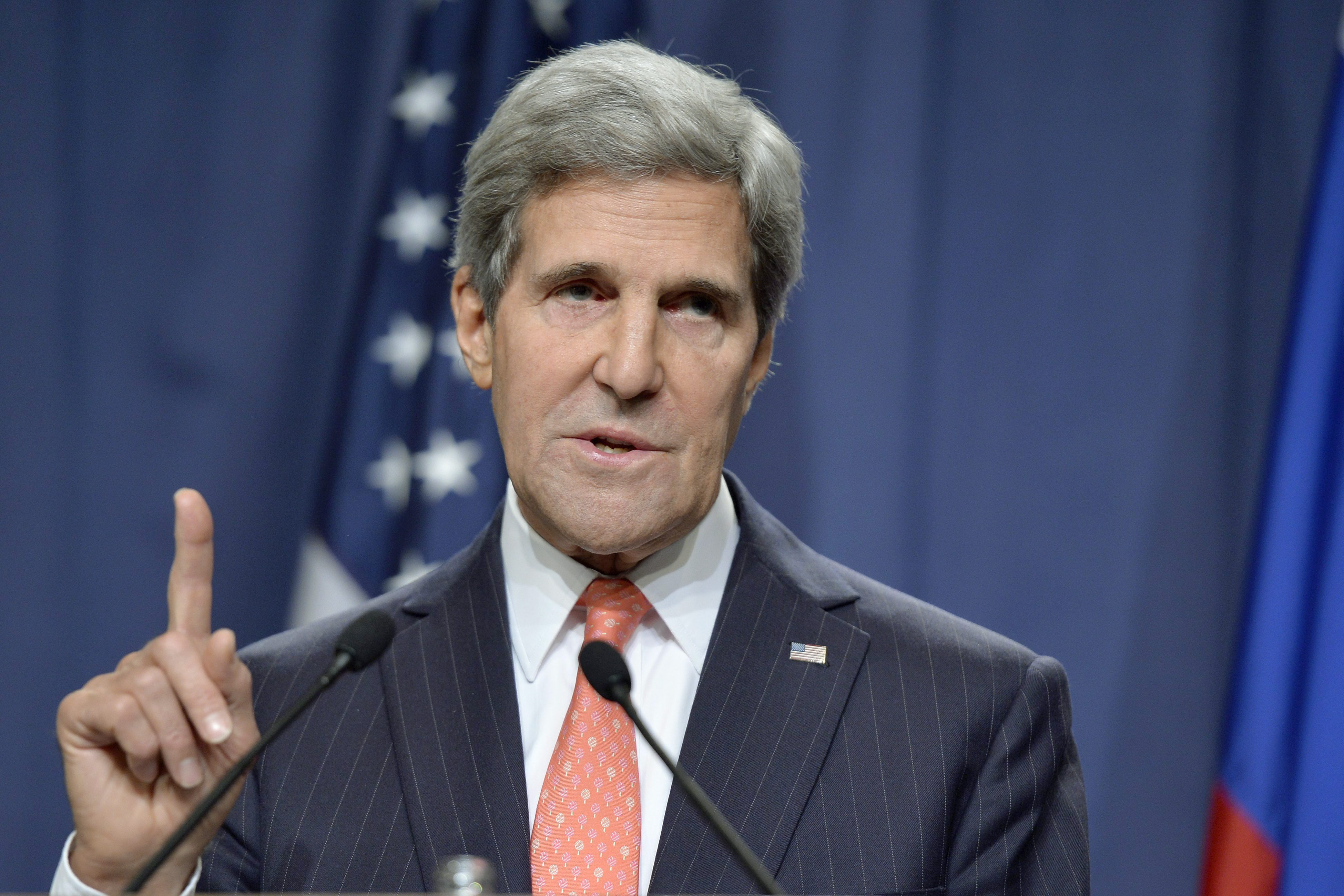 Kerry urge a la ONU a que reaccione con rapidez al ataque químico en Siria