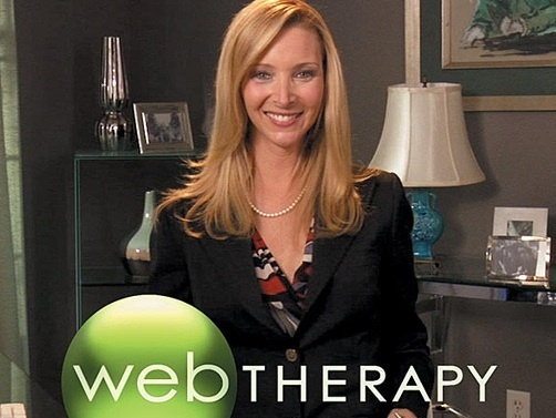 Lisa Kudrow vuelve con »Web Theraphy»
