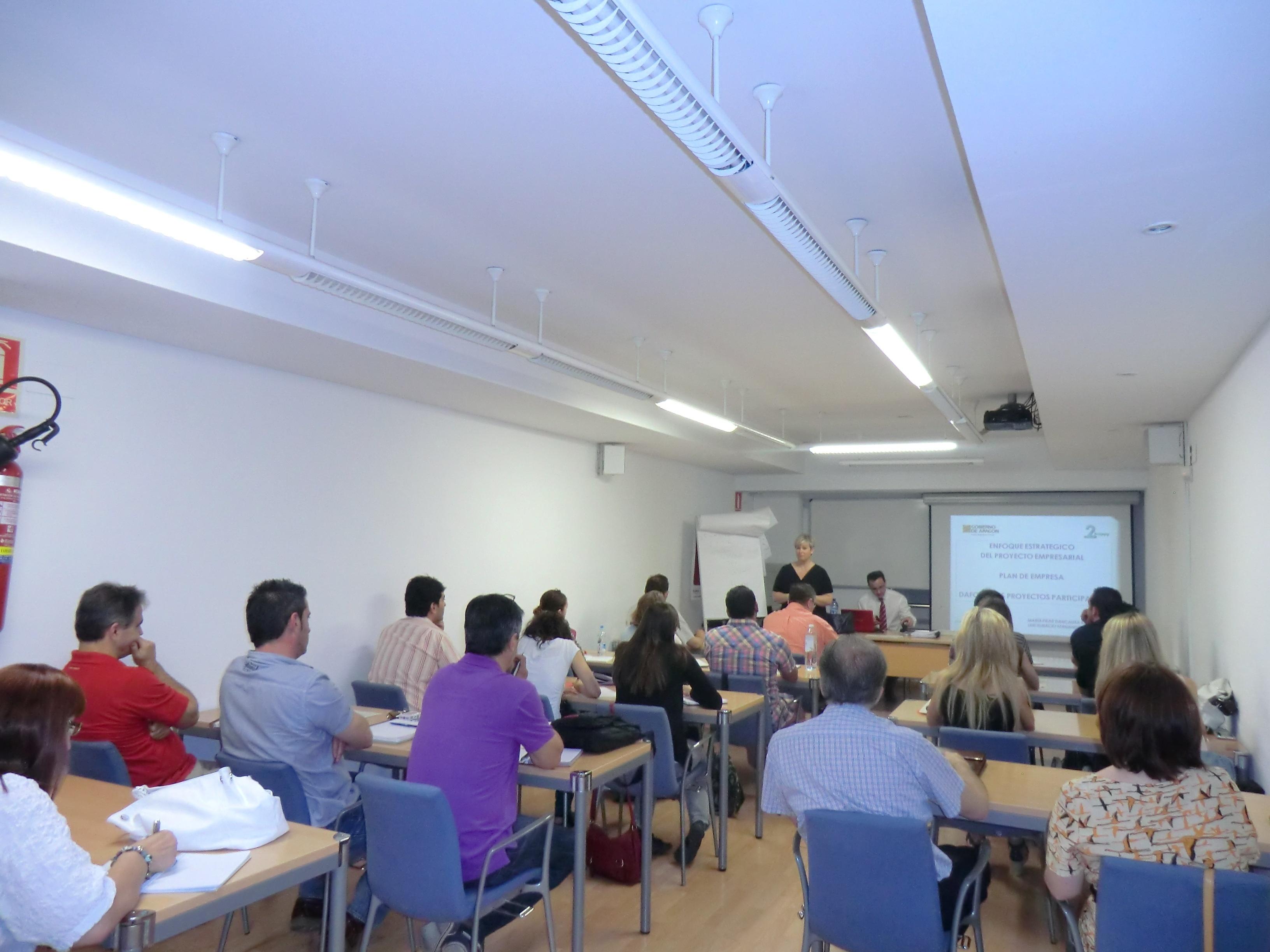 El Programa Emprender en Aragón abre las inscripciones al »VI curso de desarrollo de iniciativas empresariales»