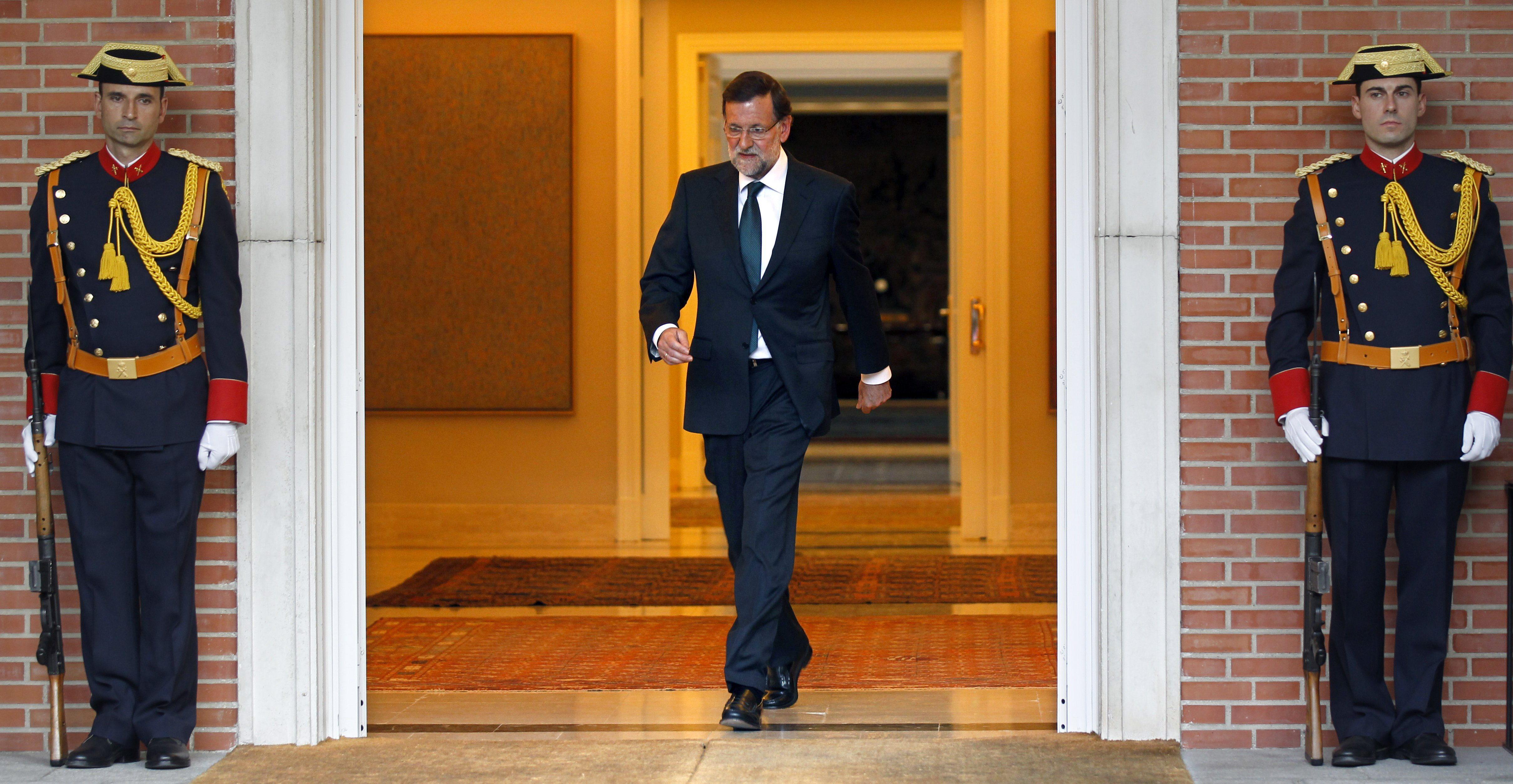 Rajoy preside mañana en Moncloa una reunión del Consejo de Seguridad Nacional