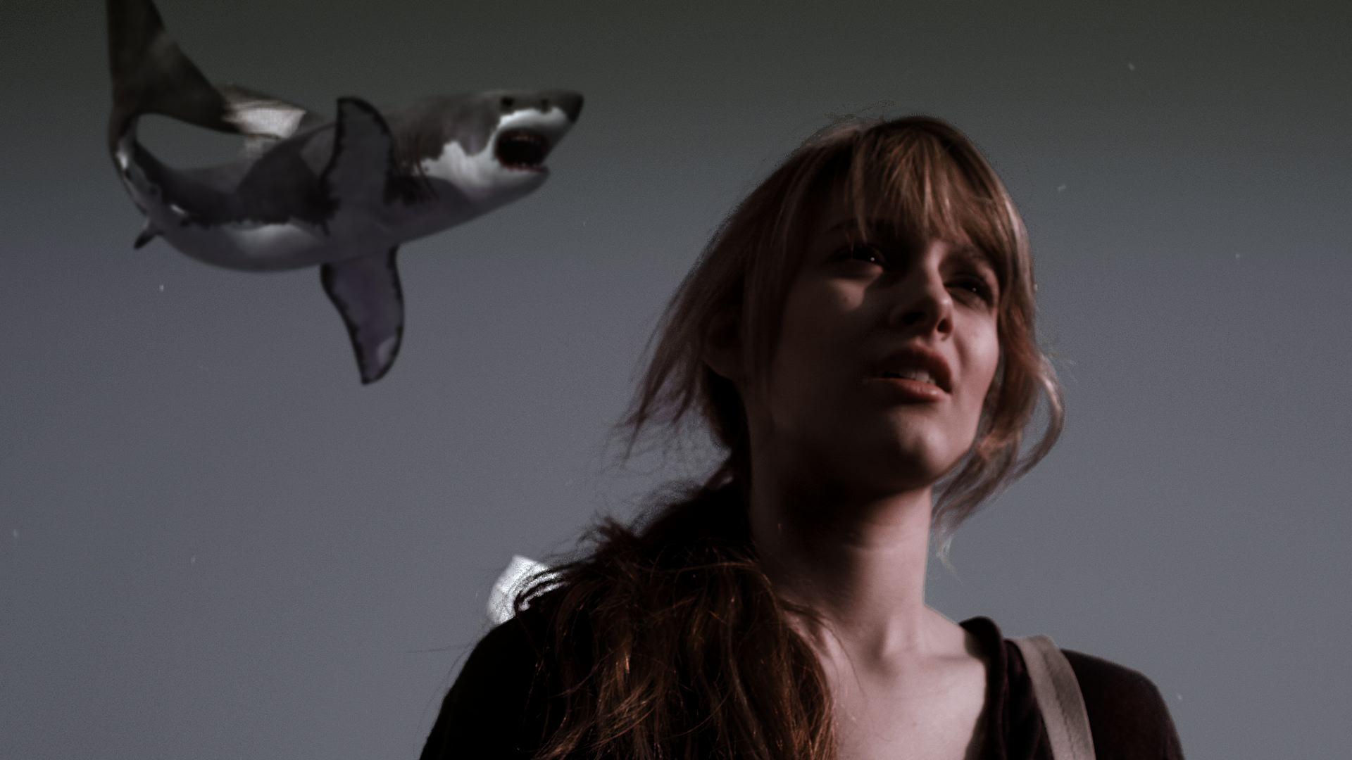 »Sharknado», la película más tuiteada de la historia de la tele, llega a España