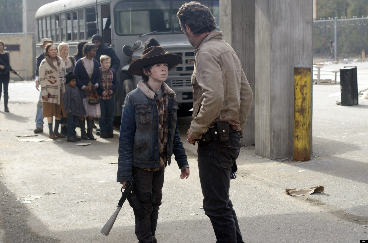 »The Walking Dead»: La cuarta temporada, el 14 de octubre en Fox