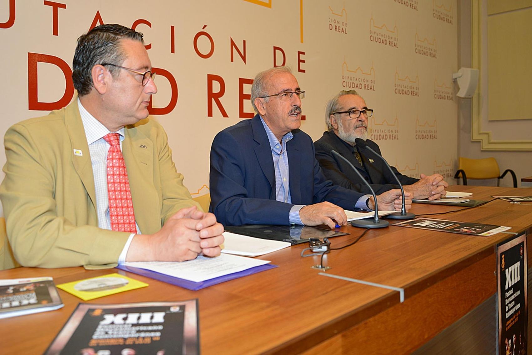 Almagro (Ciudad Real) acogerá del 4 al 9 de octubre el XIII Festival Internacional de Teatro Contemporáneo