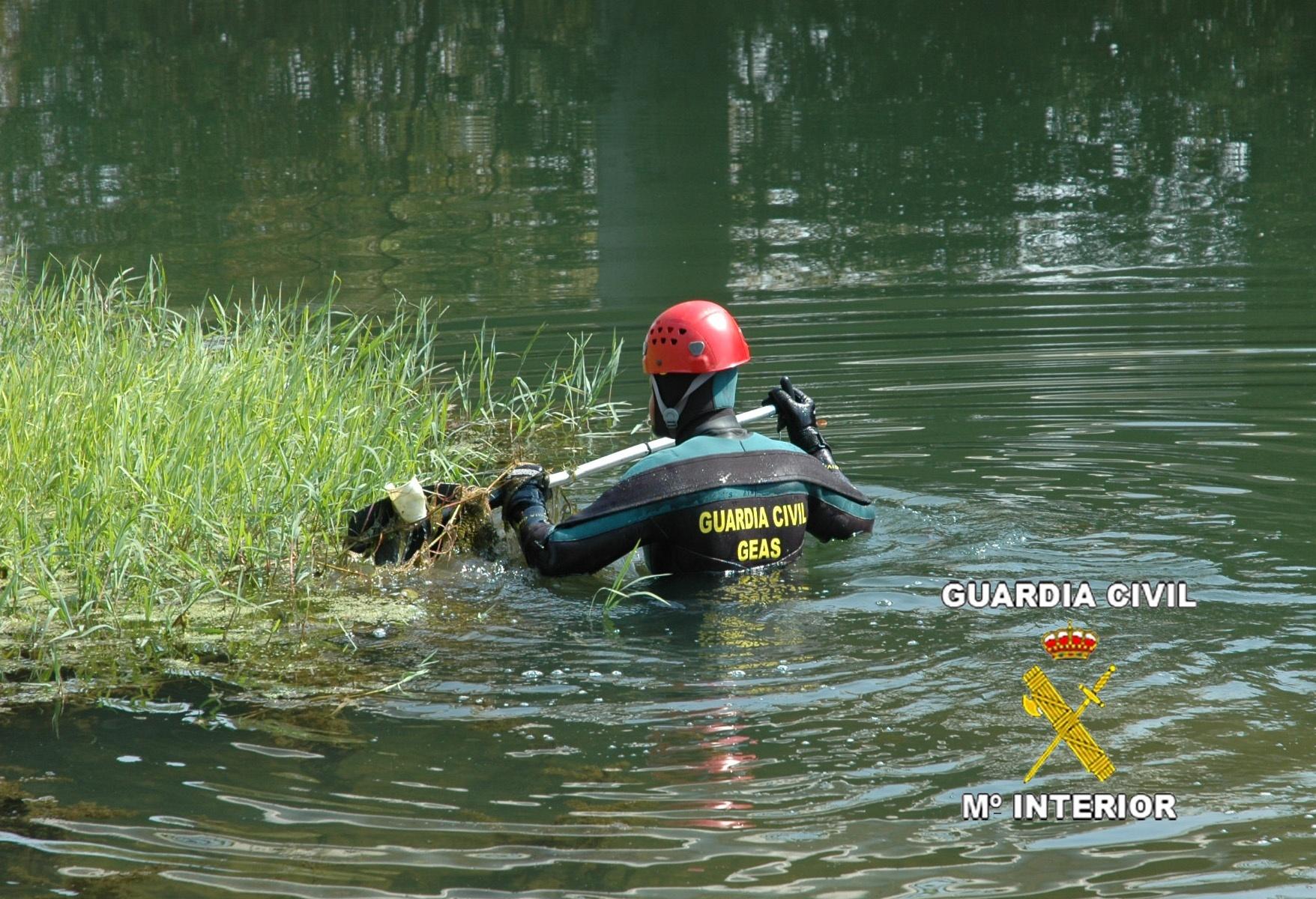 Hallado sin vida en el río Cea un varón desaparecido hace días en la provincia de Zamora