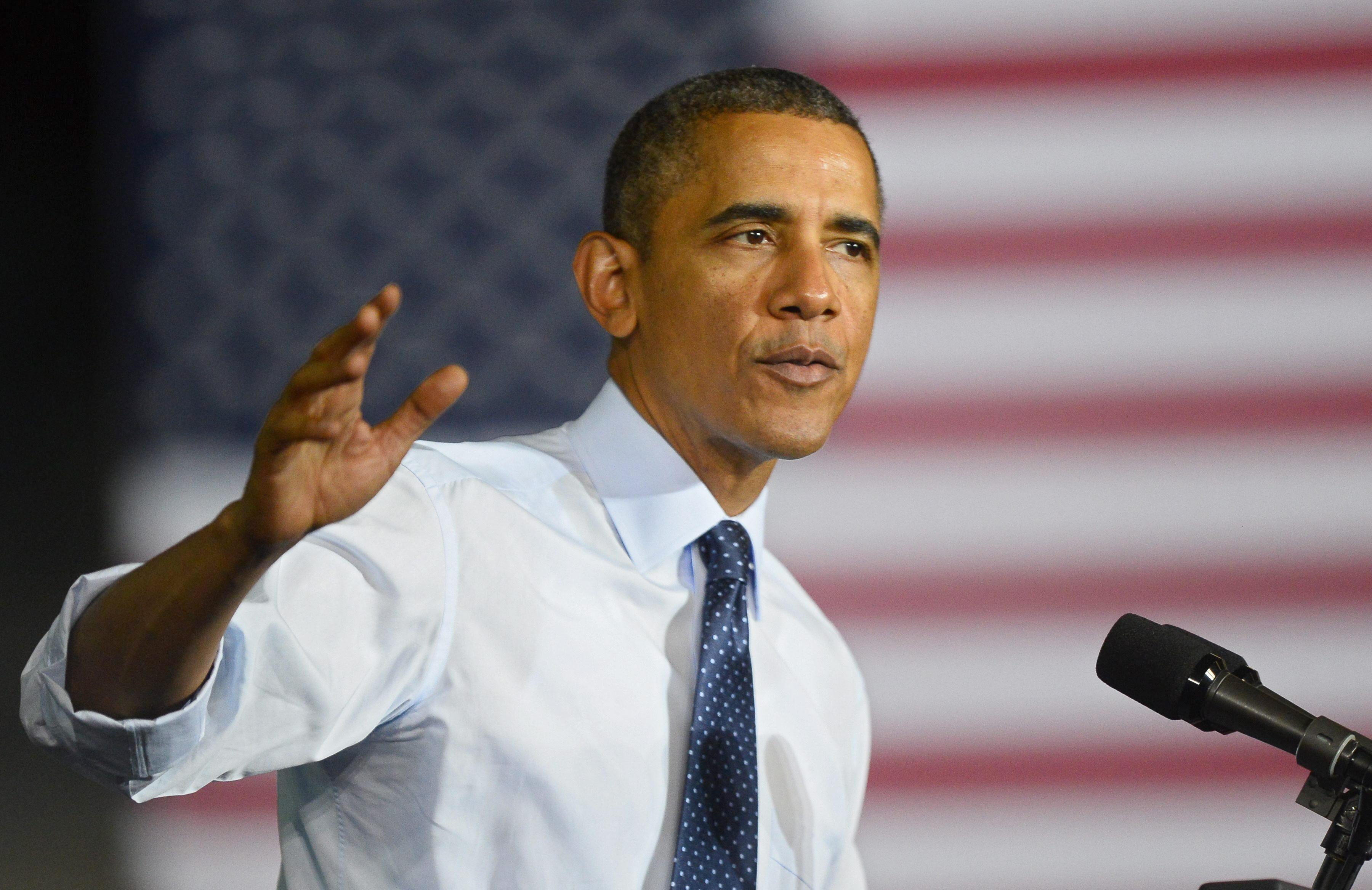 Obama se reunirá en la ONU con Abás y no tiene planes de verse con Rohaní