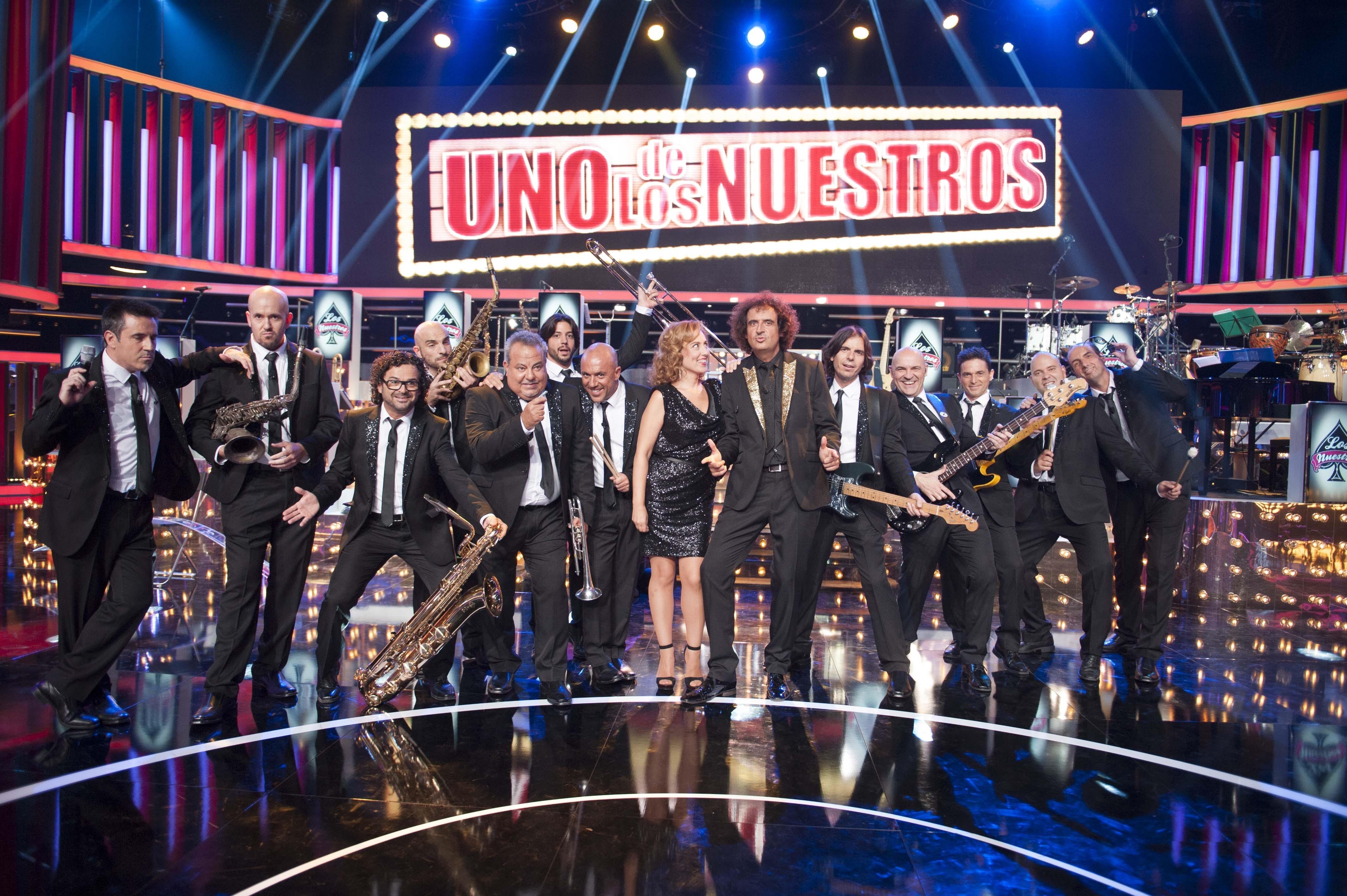 »Uno de los Nuestros» buscará al mejor vocalista de España