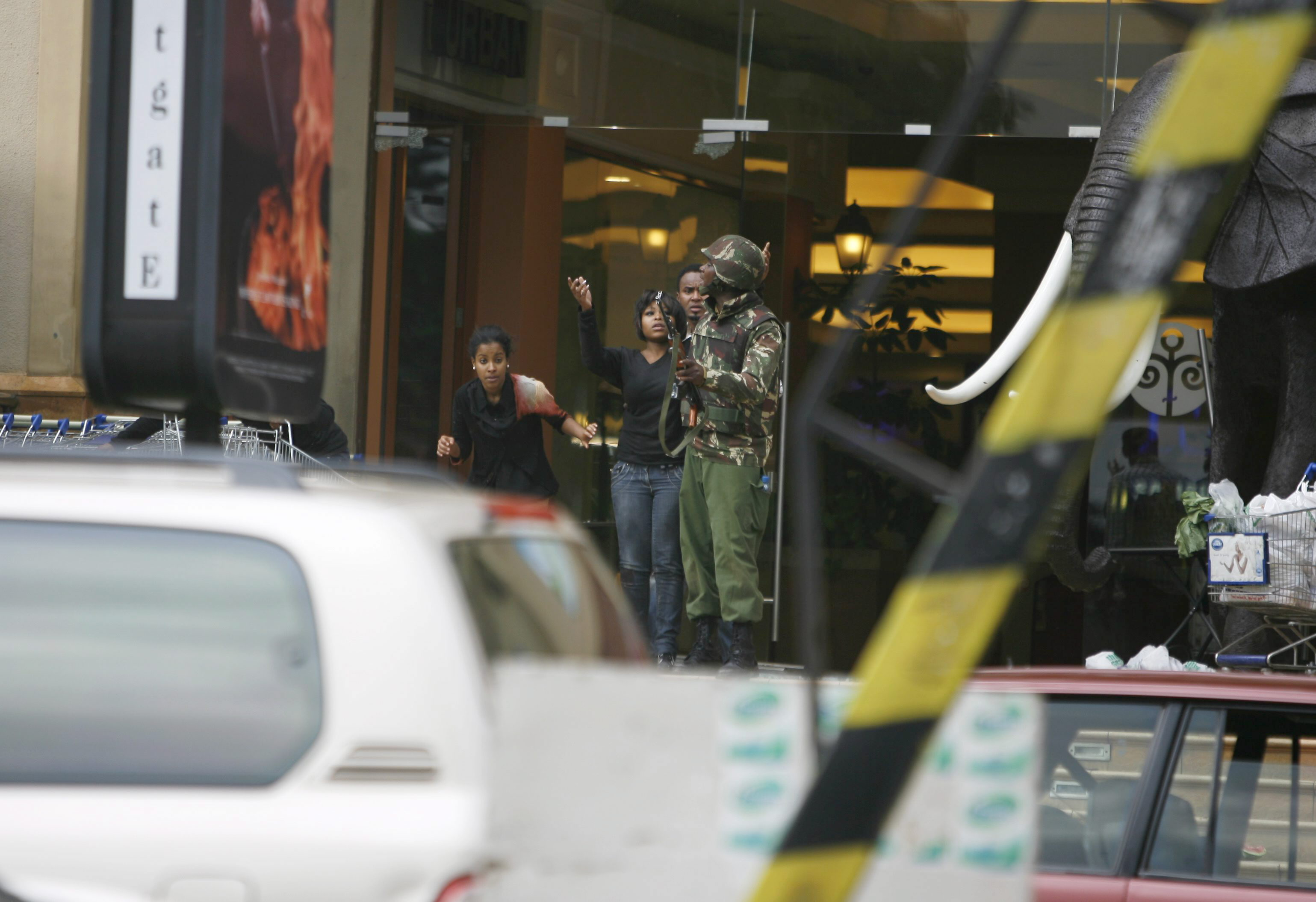 Historial de asaltos con rehenes a lugares públicos y operaciones policiales