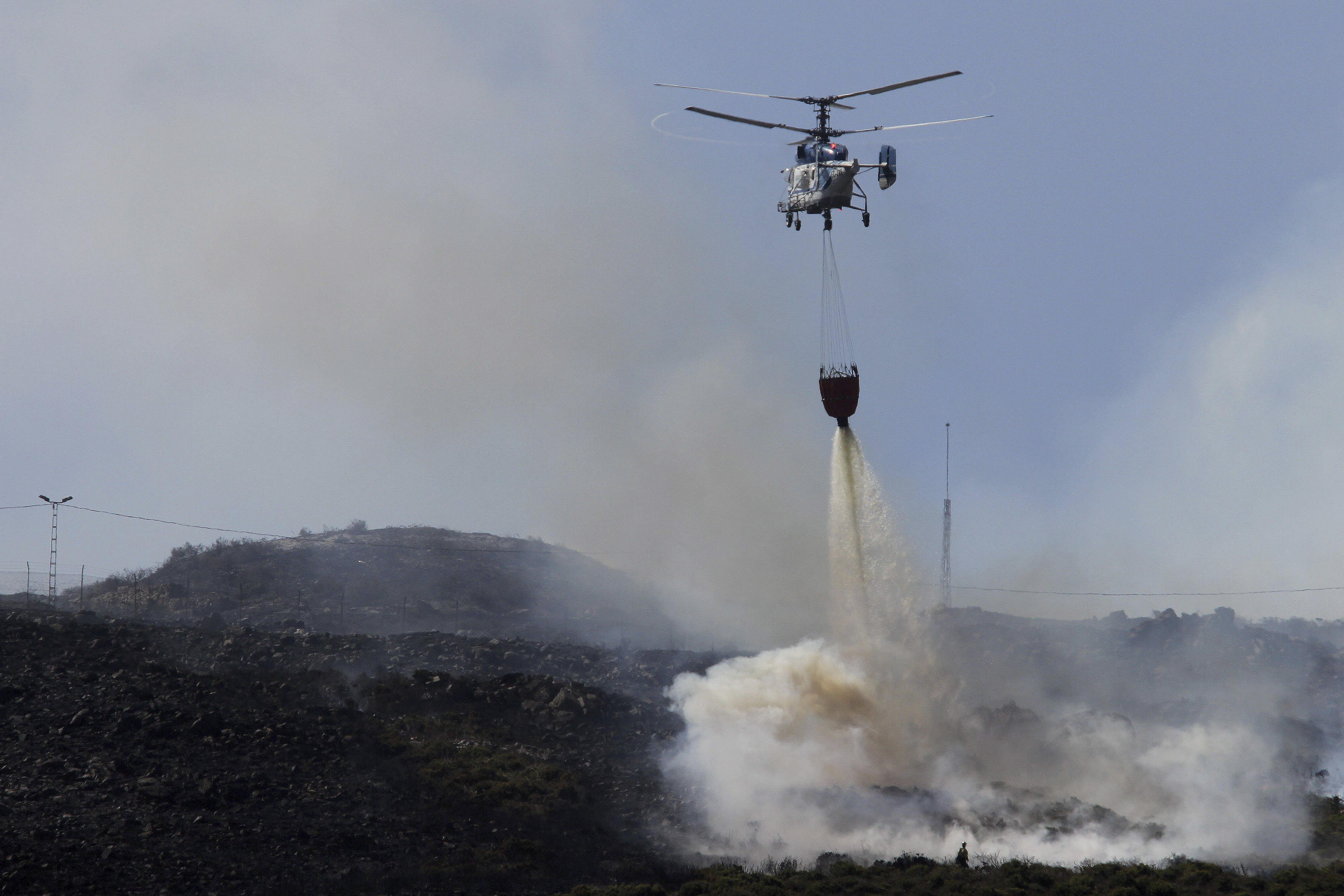 Un incendio en Castromil (Zamora) quema 1.602 hectáreas en 18 días