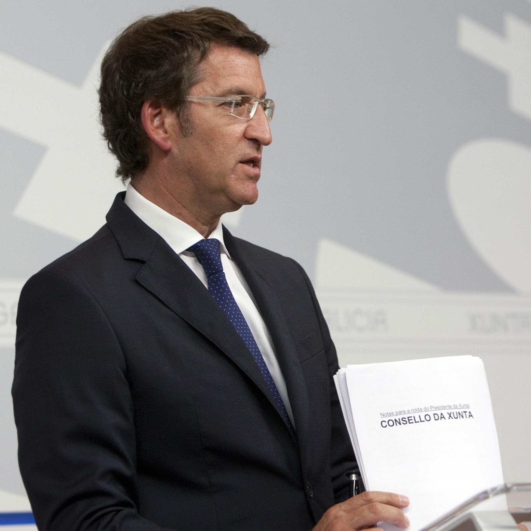 Feijóo se reunirá el 2 de octubre con los expresidentes gallegos para «aprovechar su experiencia» a favor de Galicia