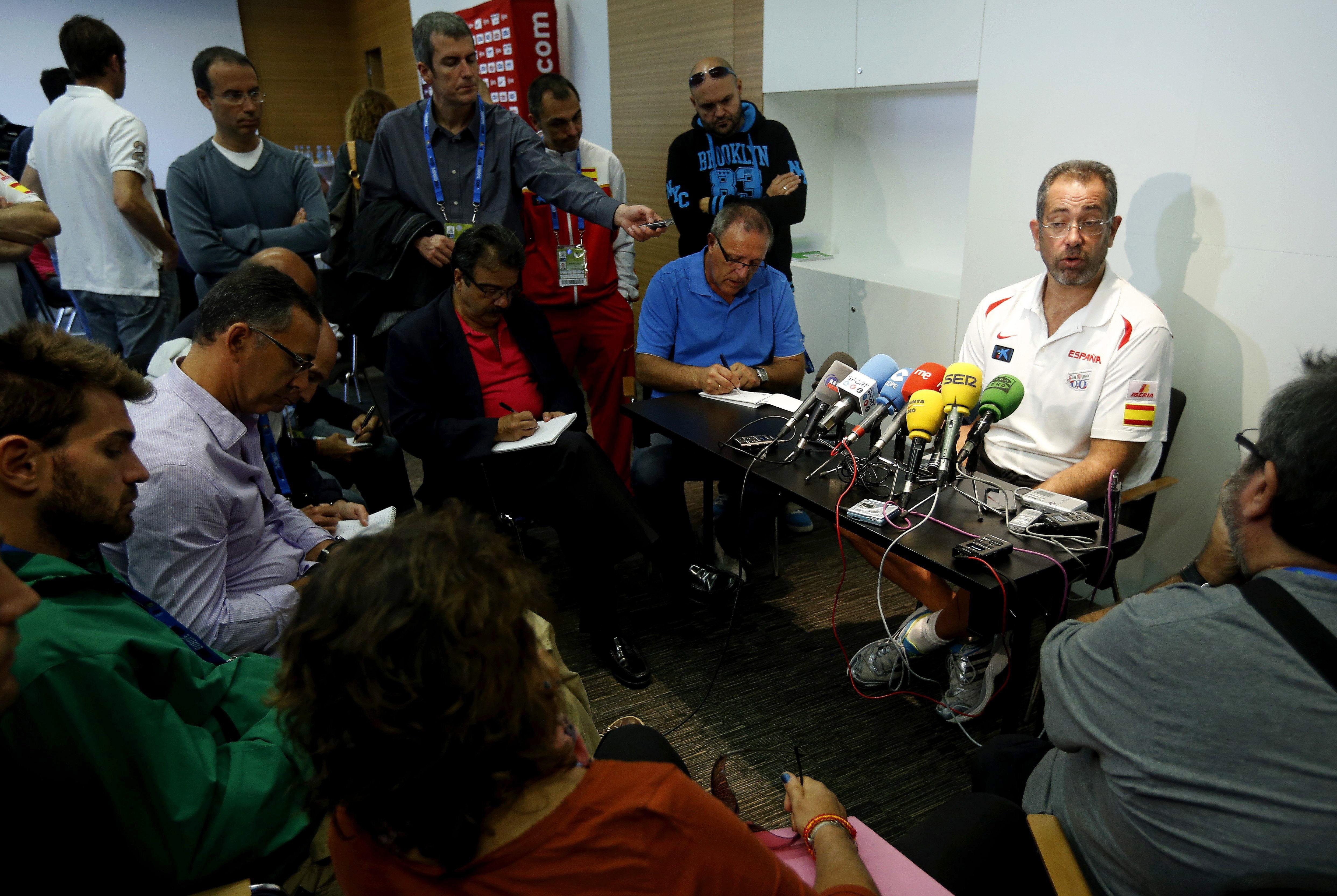Orenga asegura que España se va a «dejar la piel» por la medalla de bronce