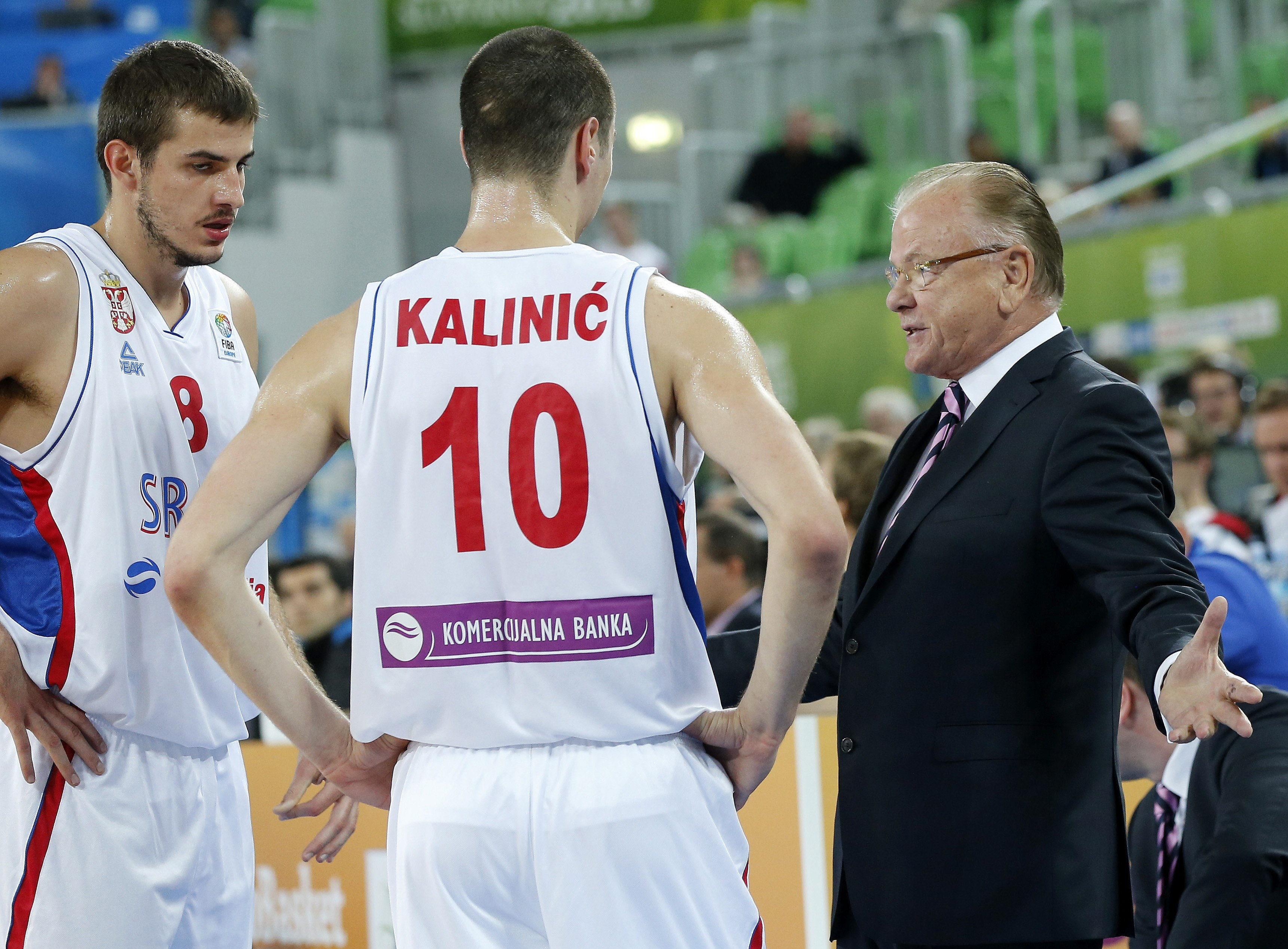 76-64. Serbia consigue la última plaza para el Mundial 2014