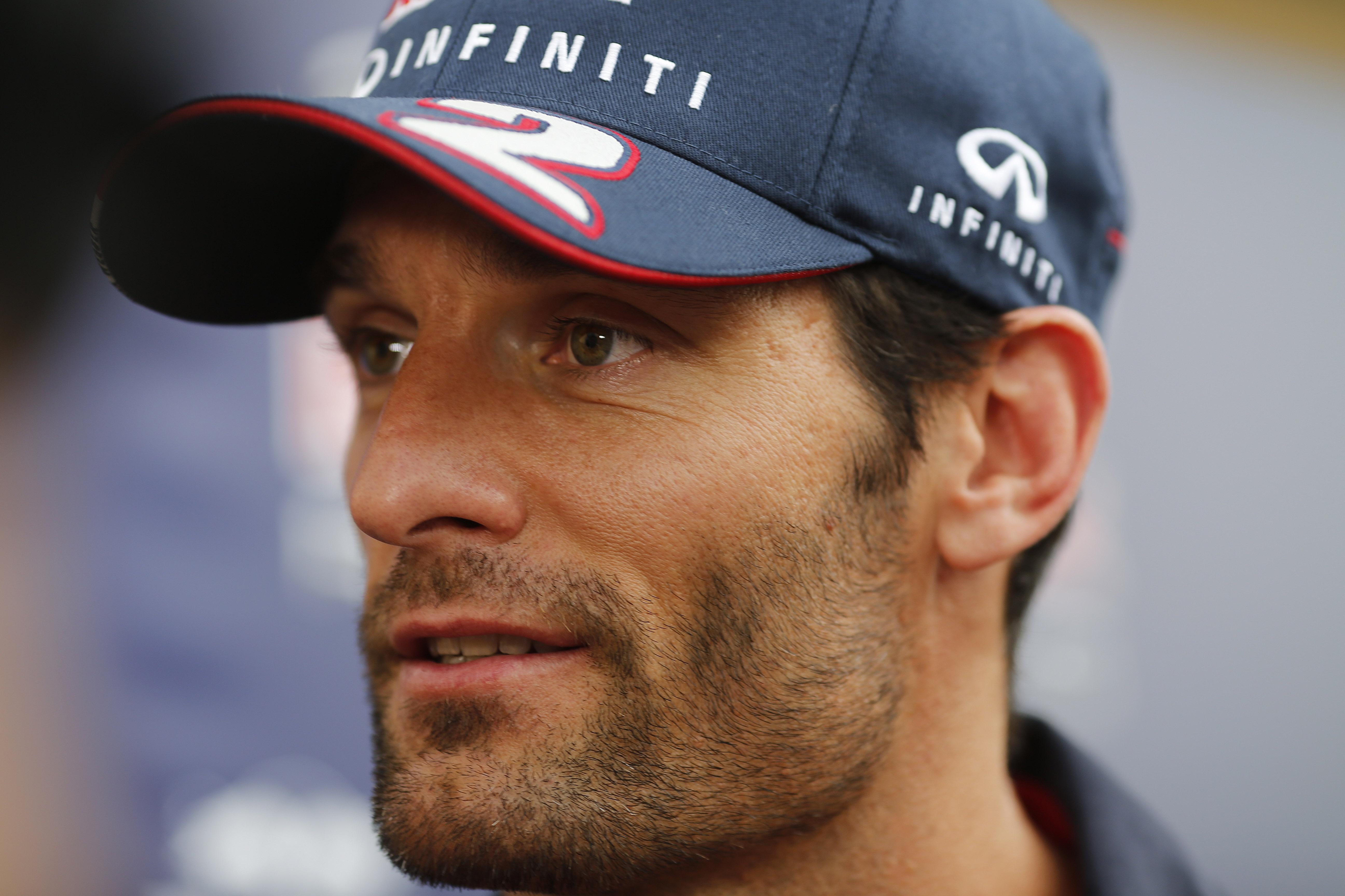 Webber: «Estoy decepcionado, pero podemos hacer grandes cosas»