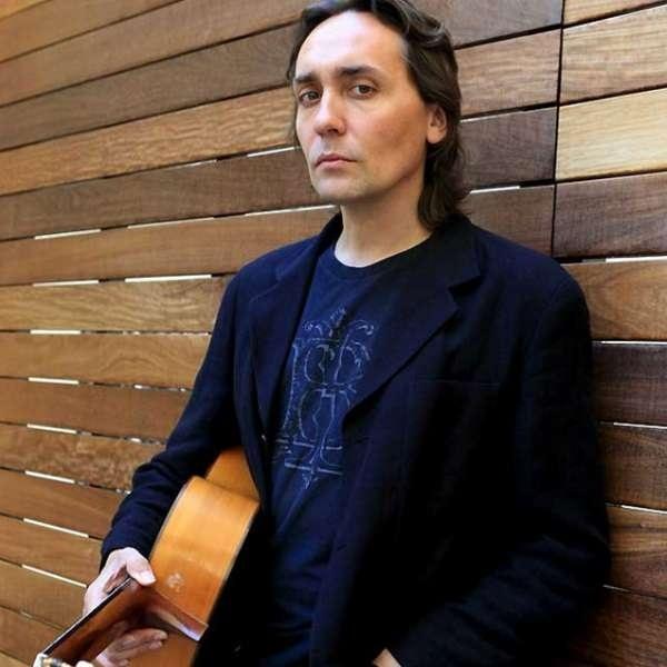 El guitarrista Vicente Amigo presenta en Córdoba su nuevo trabajo, »Tierra»