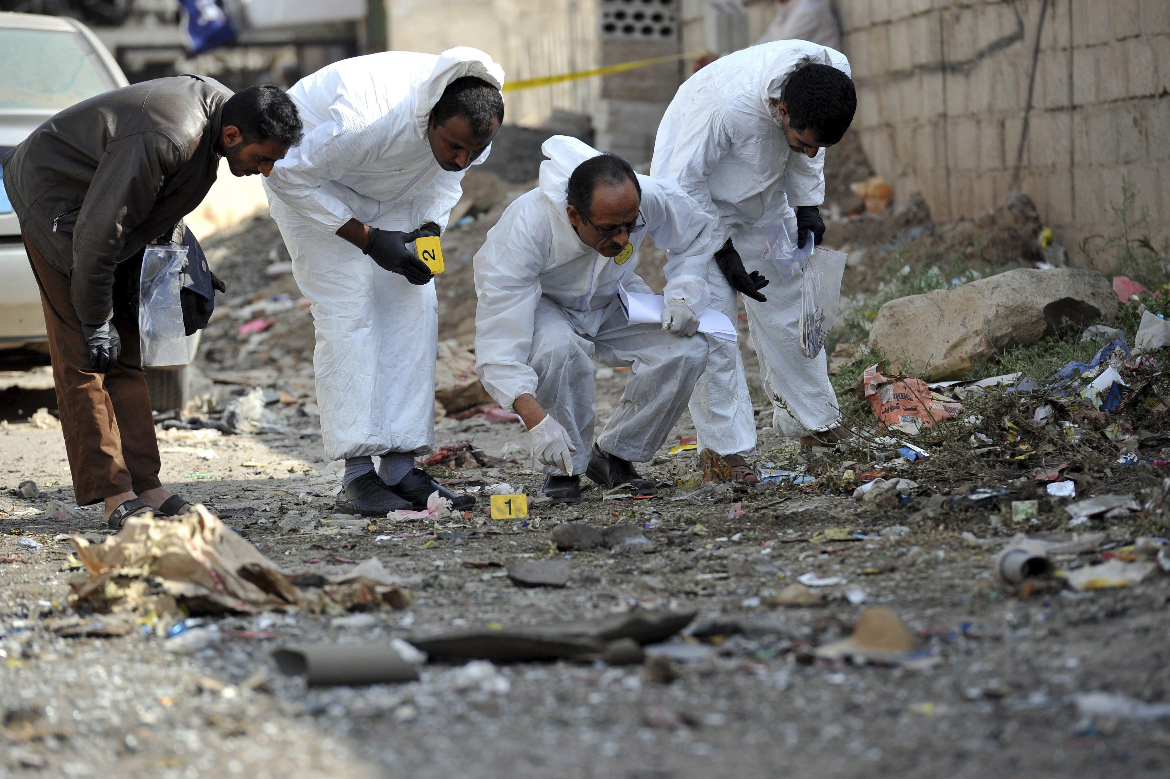Dos muertos al estallar una granada en un mercado en Yemen