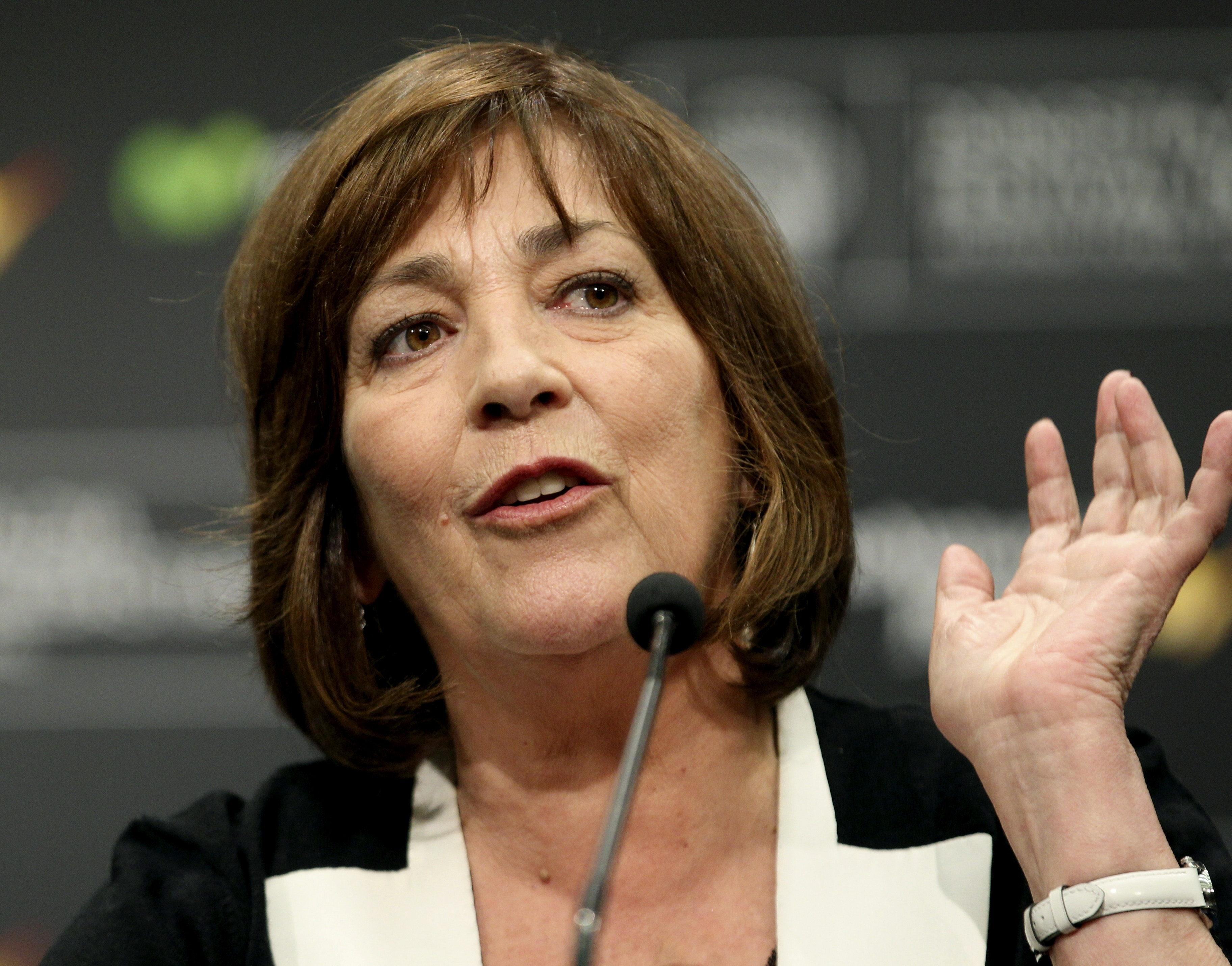 Carmen Maura asegura que «de su vida profesional no quita nada»