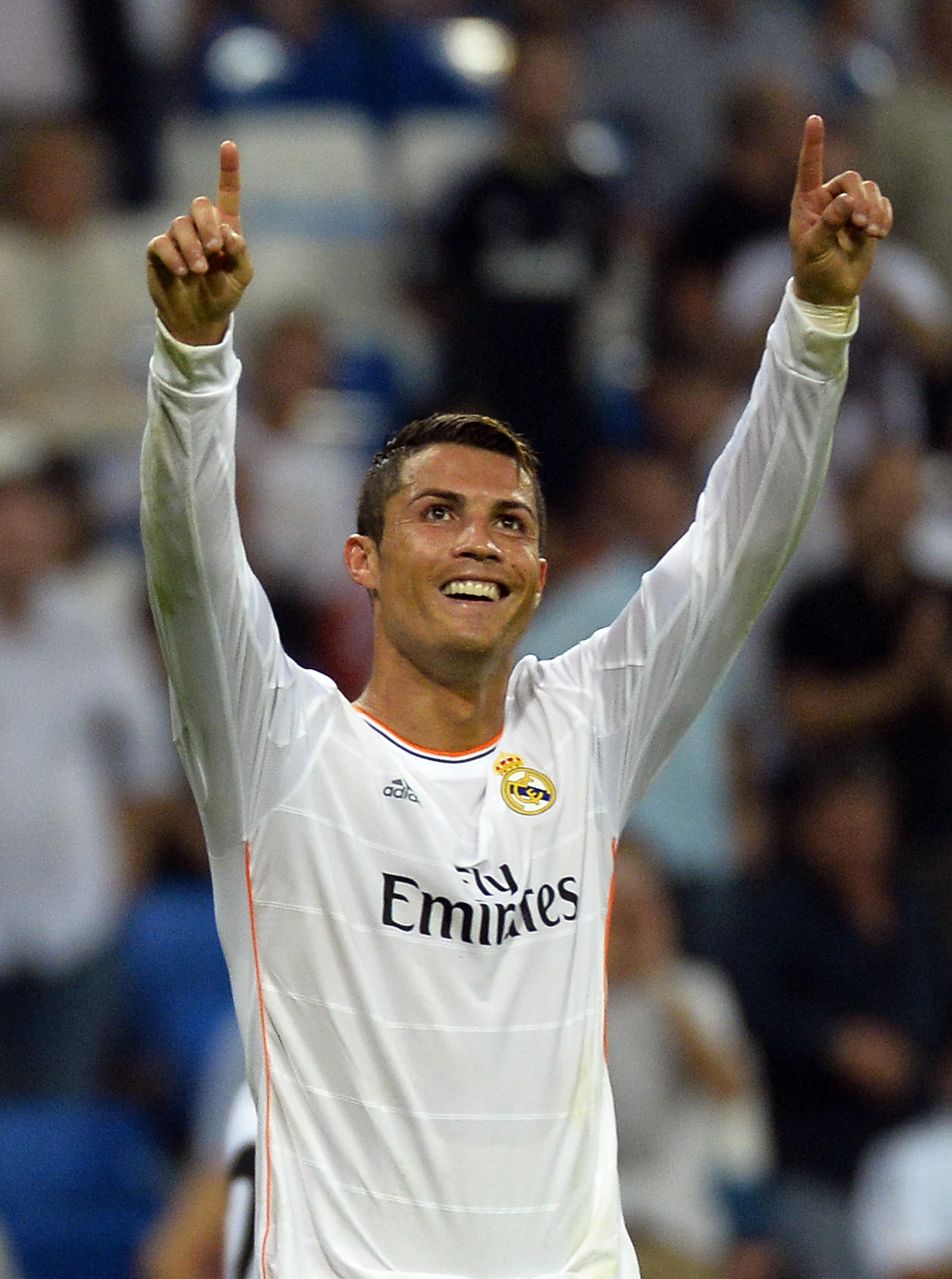 Doblete de Cristiano Ronaldo que supera a Hugo Sánchez