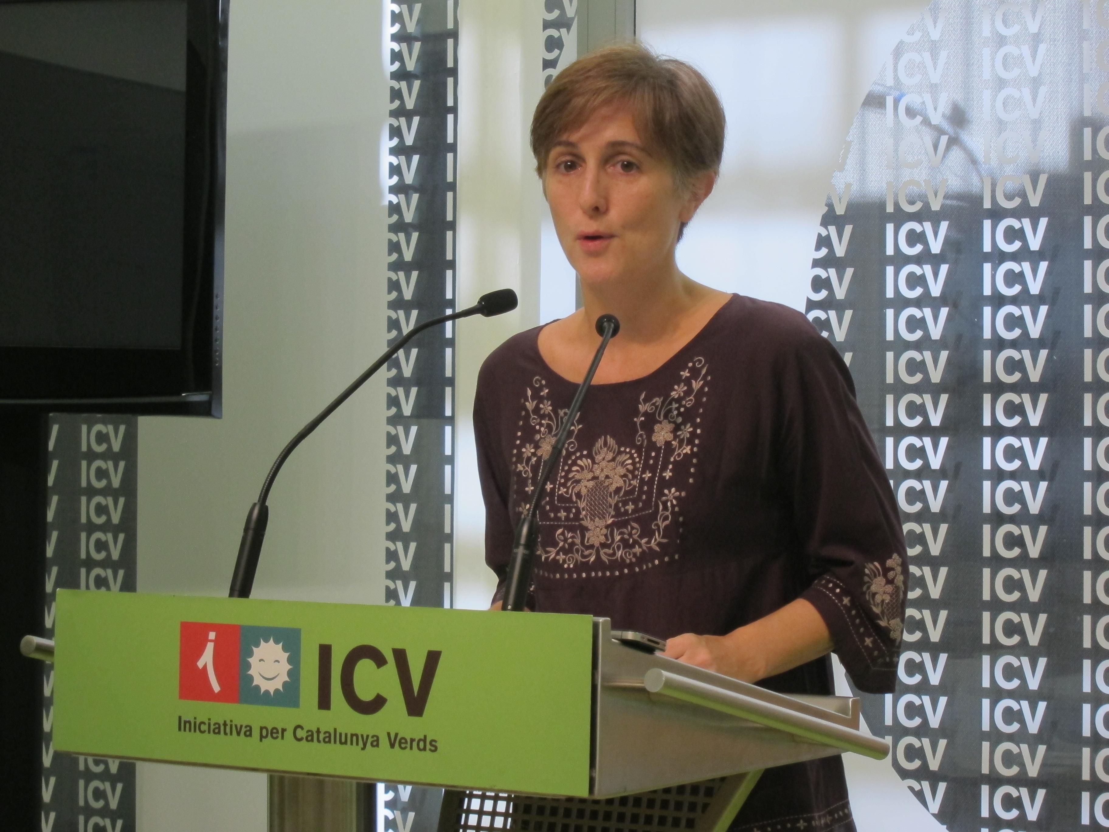 ICV-EUiA propone al Parlament concretar en 30 días la vías legales del »derecho a decidir»