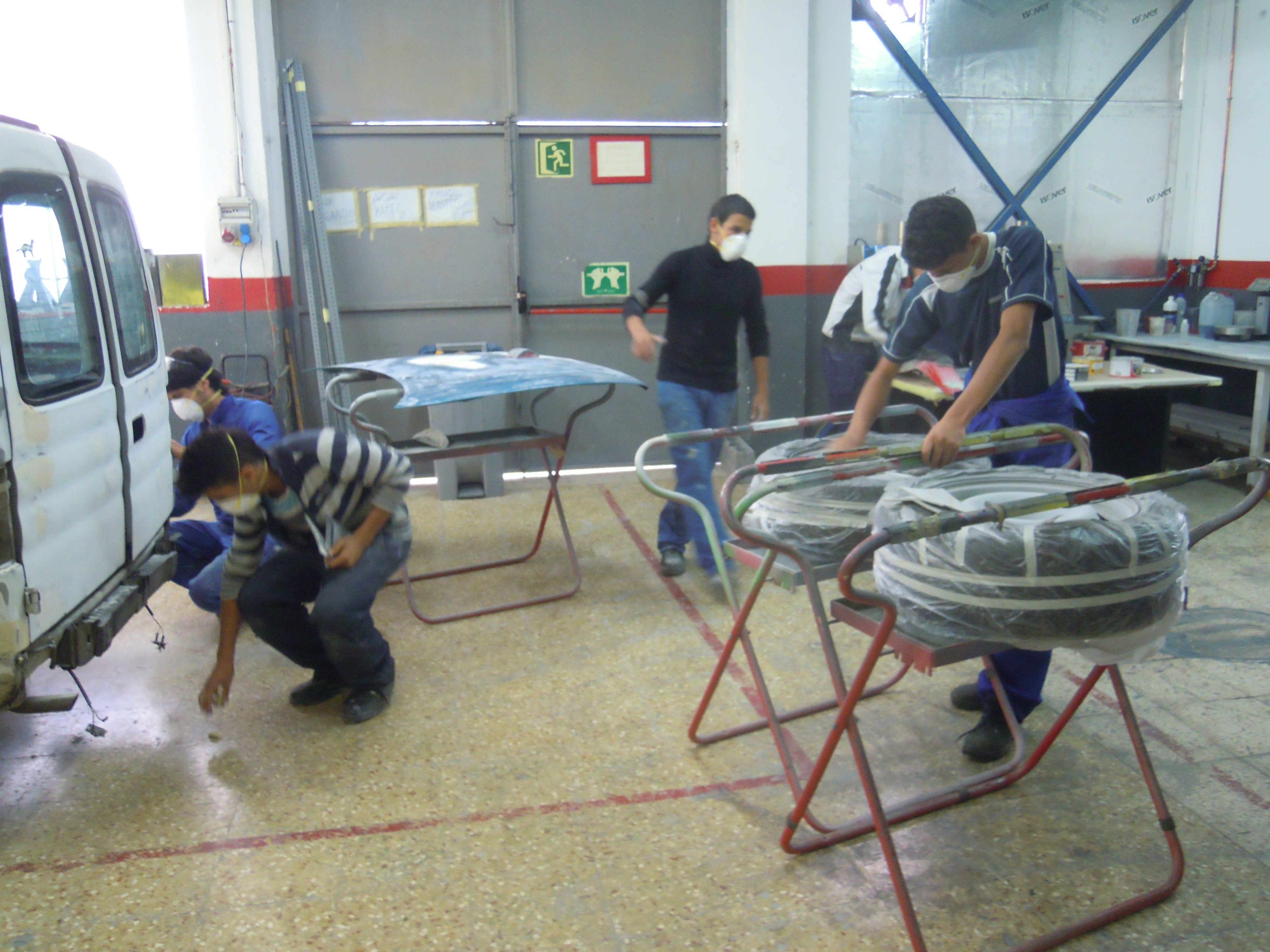 Lanbide destina 536.000 euros a la contratación en prácticas de jóvenes en empresas vascas con plantas en el exterior