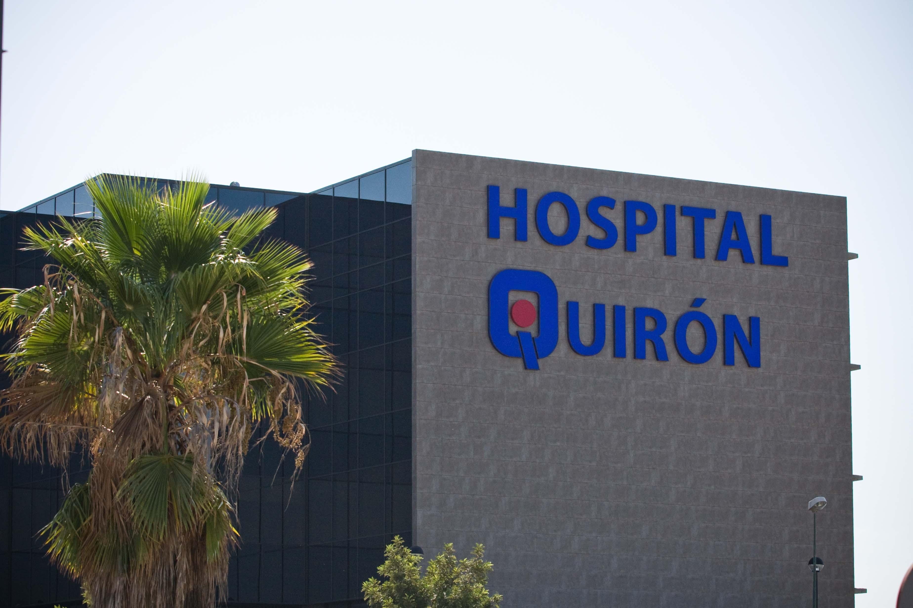 El Rey será operado el próximo martes en el Hospital Universitario Quirón de Madrid